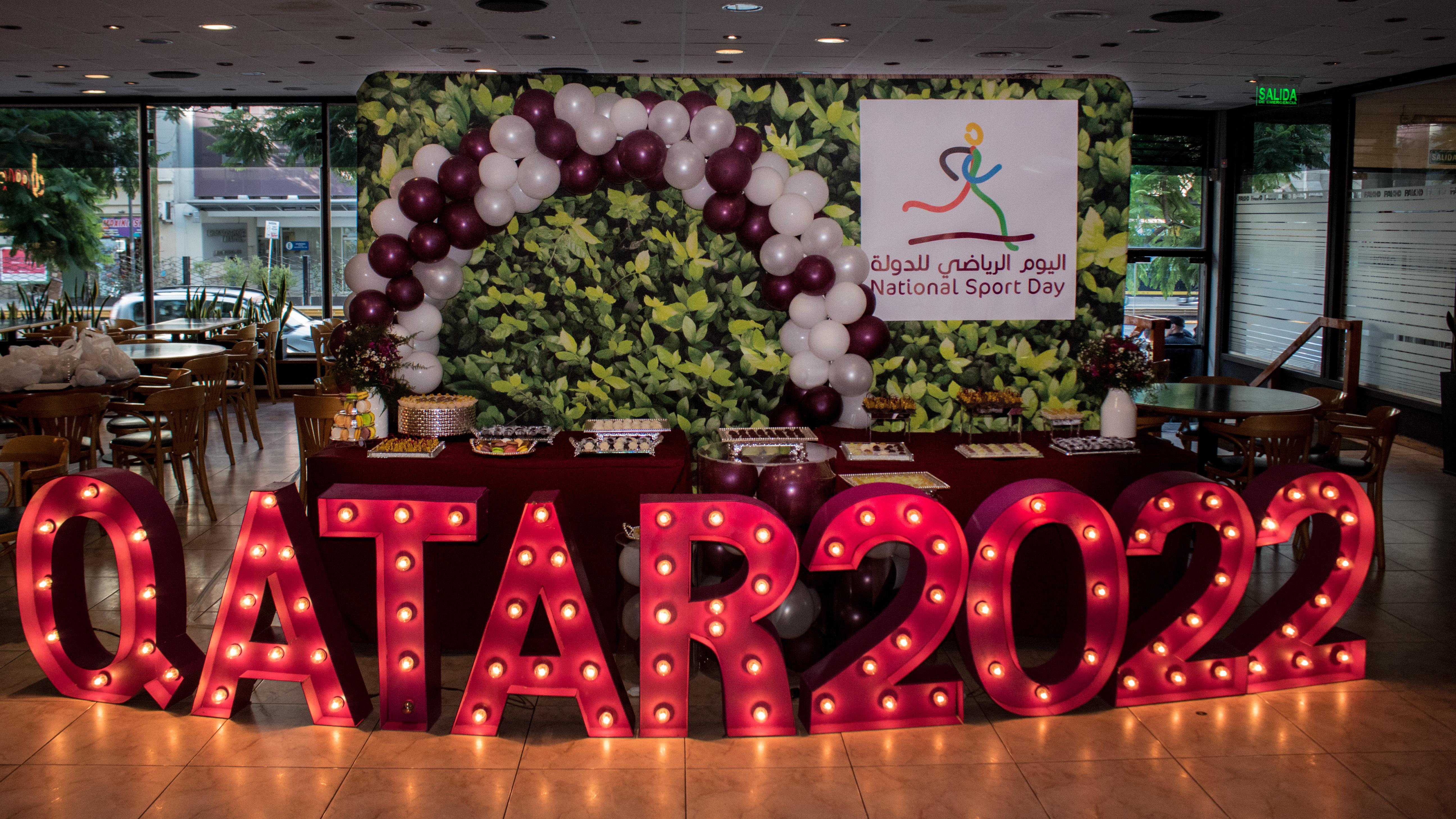 Qatar se prepara para ser el anfitrión del Mundial 2022