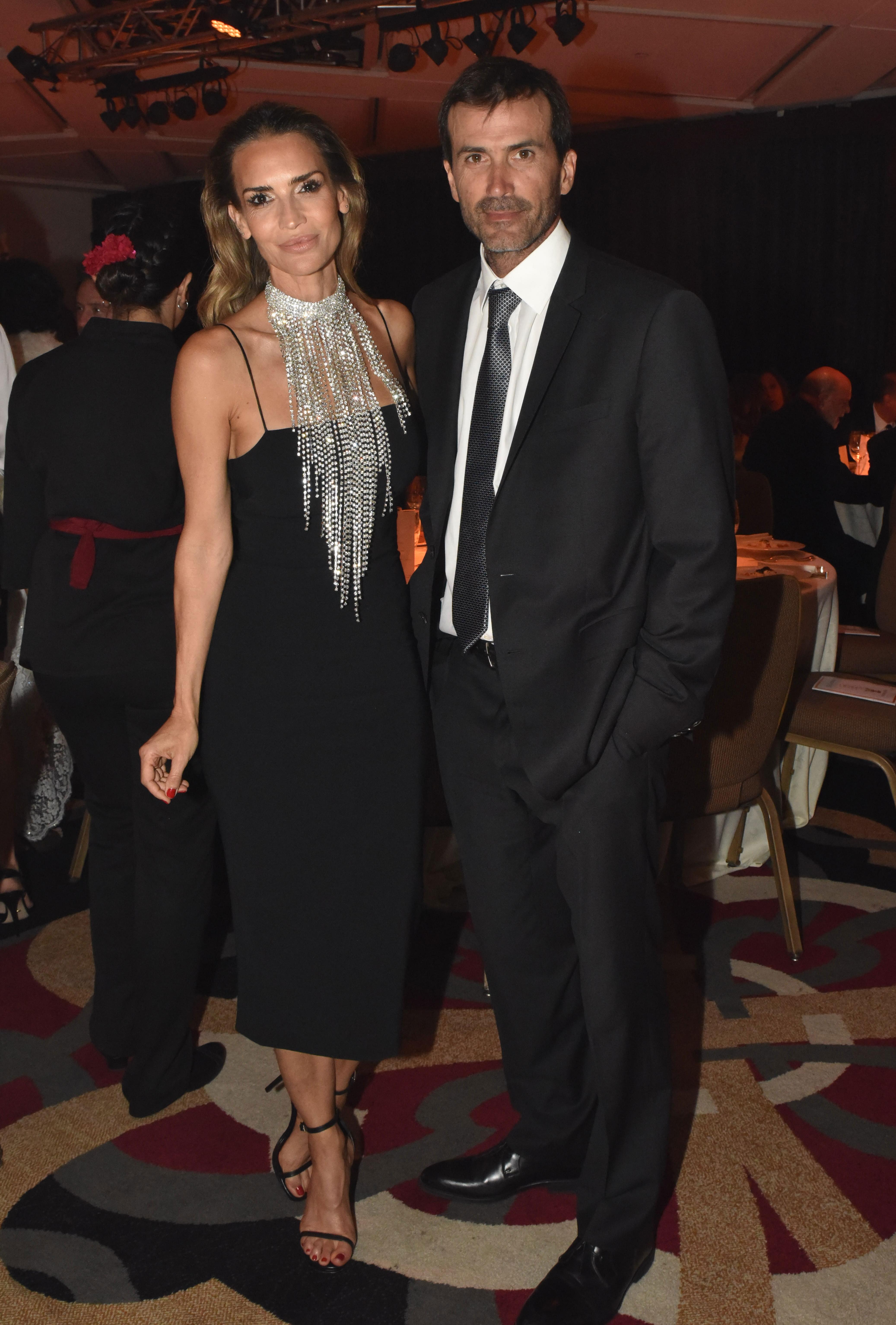 María Vázquez y Adolfo Cambiaso, embajadores de DISFAM Argentina