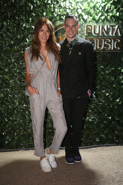 Mariana Genesio Peña y Brian Maya