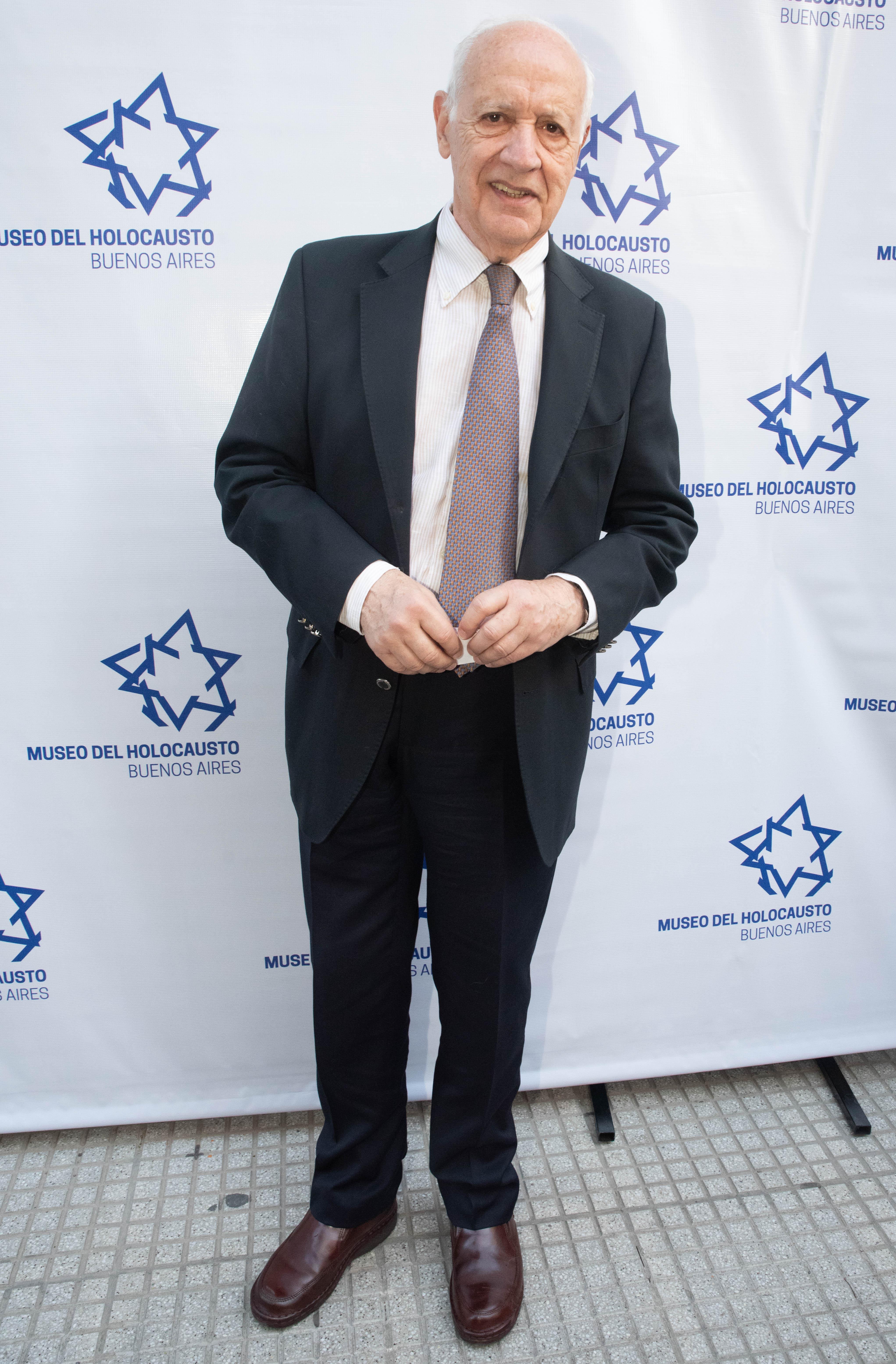 El ex candidato a presidente Roberto Lavagna