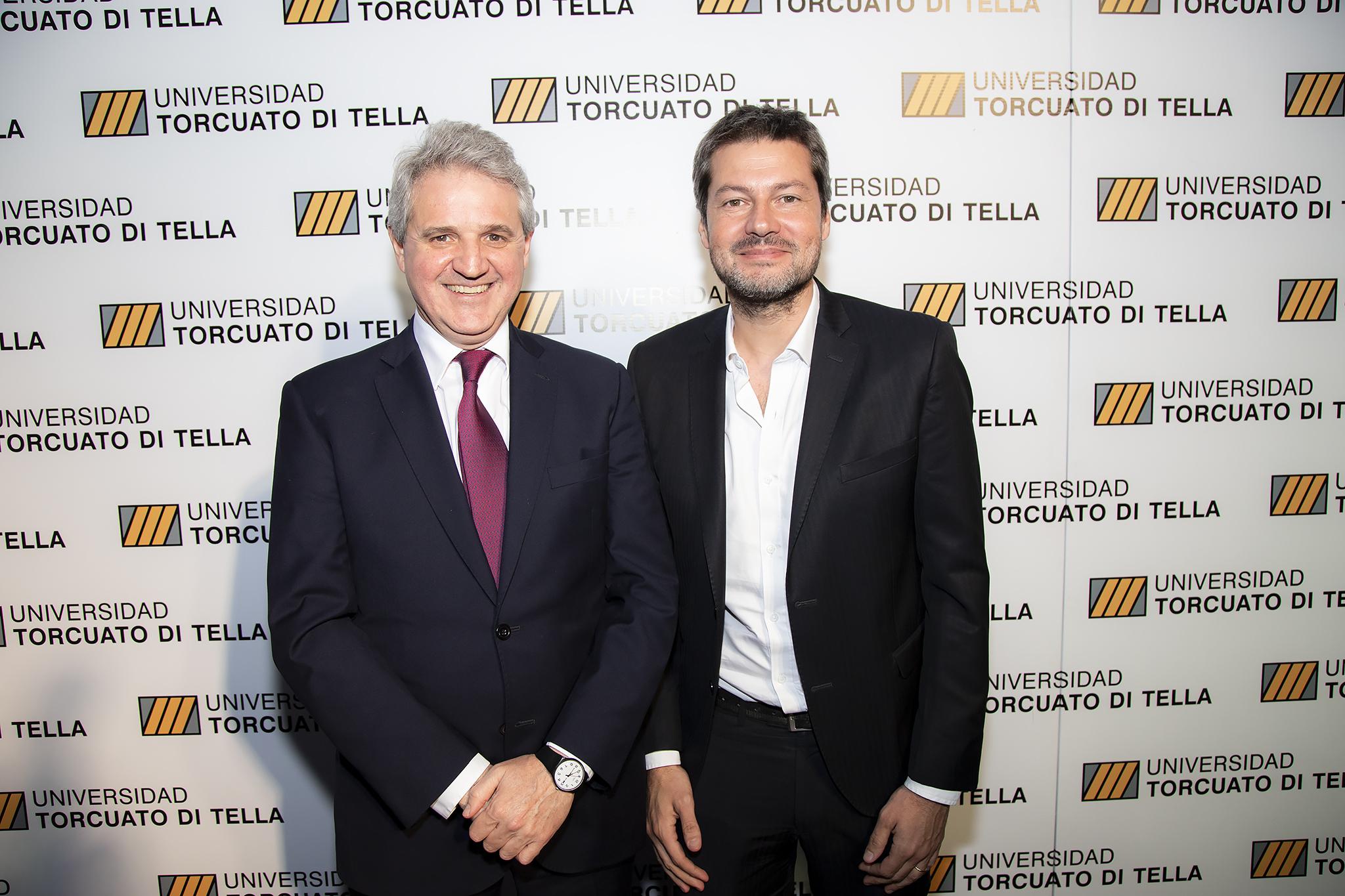 El presidente de San Lorenzo y candidato a jefe de Gobierno porteño por el Frente de Todos, Matías Lammens.