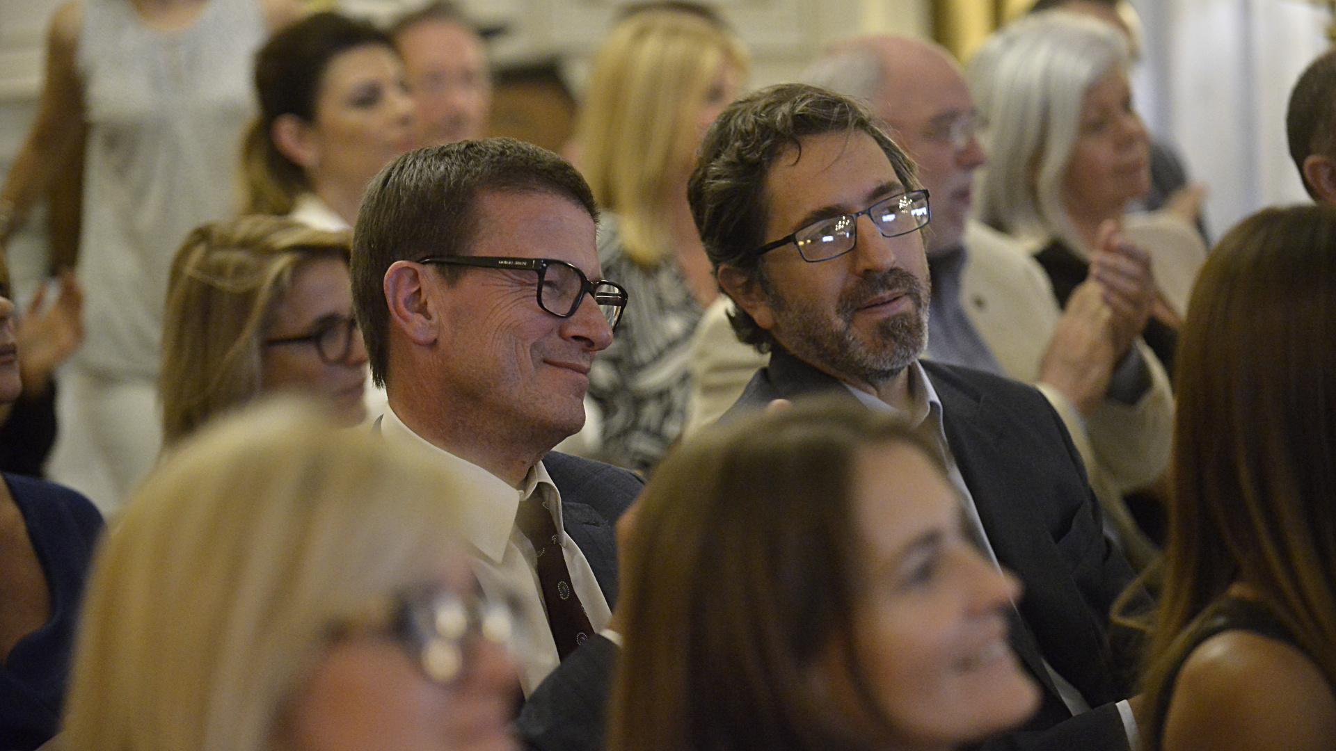 Los jueces Julián Ercolini y Sebastián Casanello