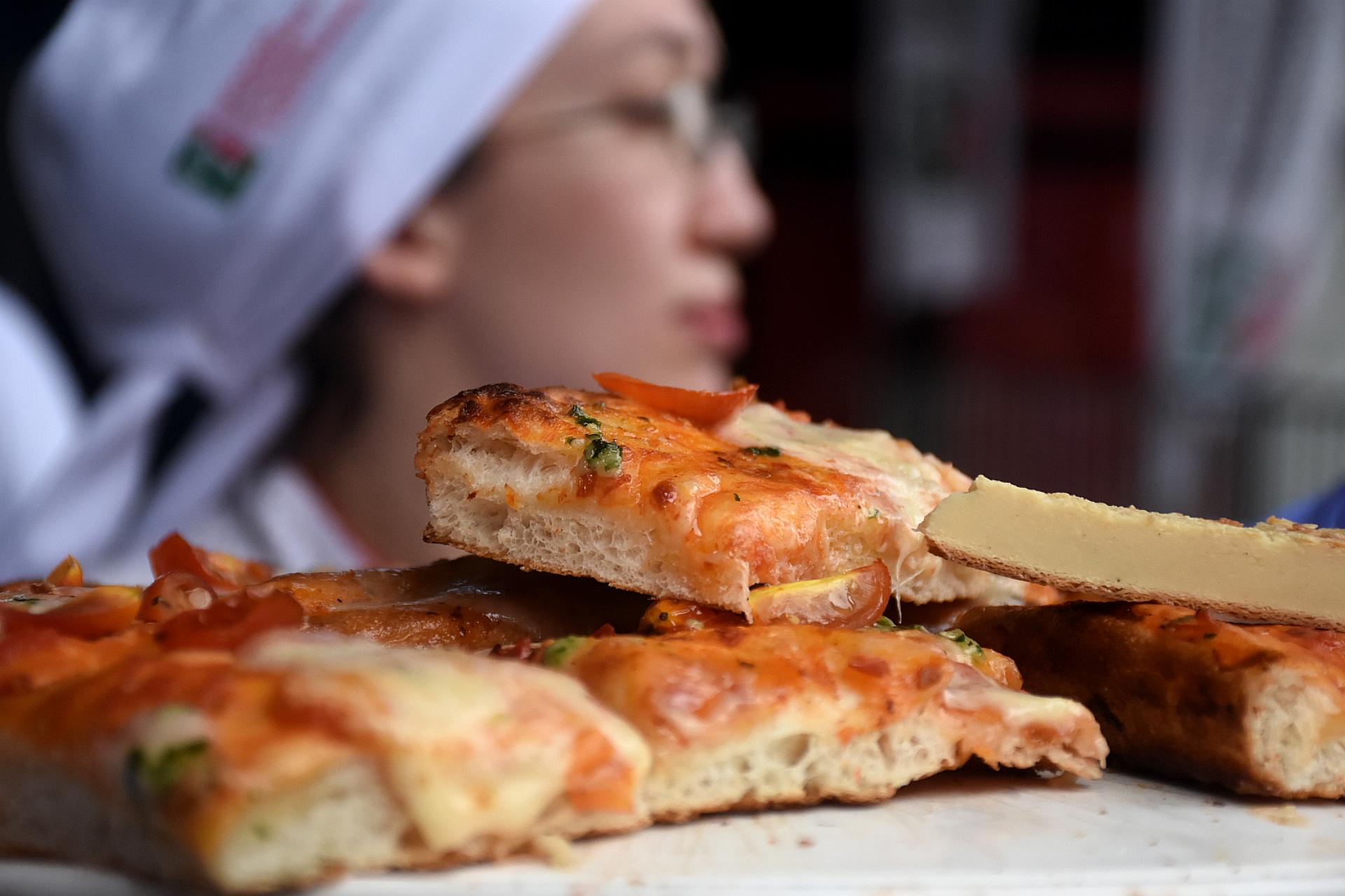 Cada 17 de noviembre se celebra el Día de la Cocina Italiana en Buenos Aires. Y este año el escenario elegido para festejarlo fue la Usina del Arte de la Boca