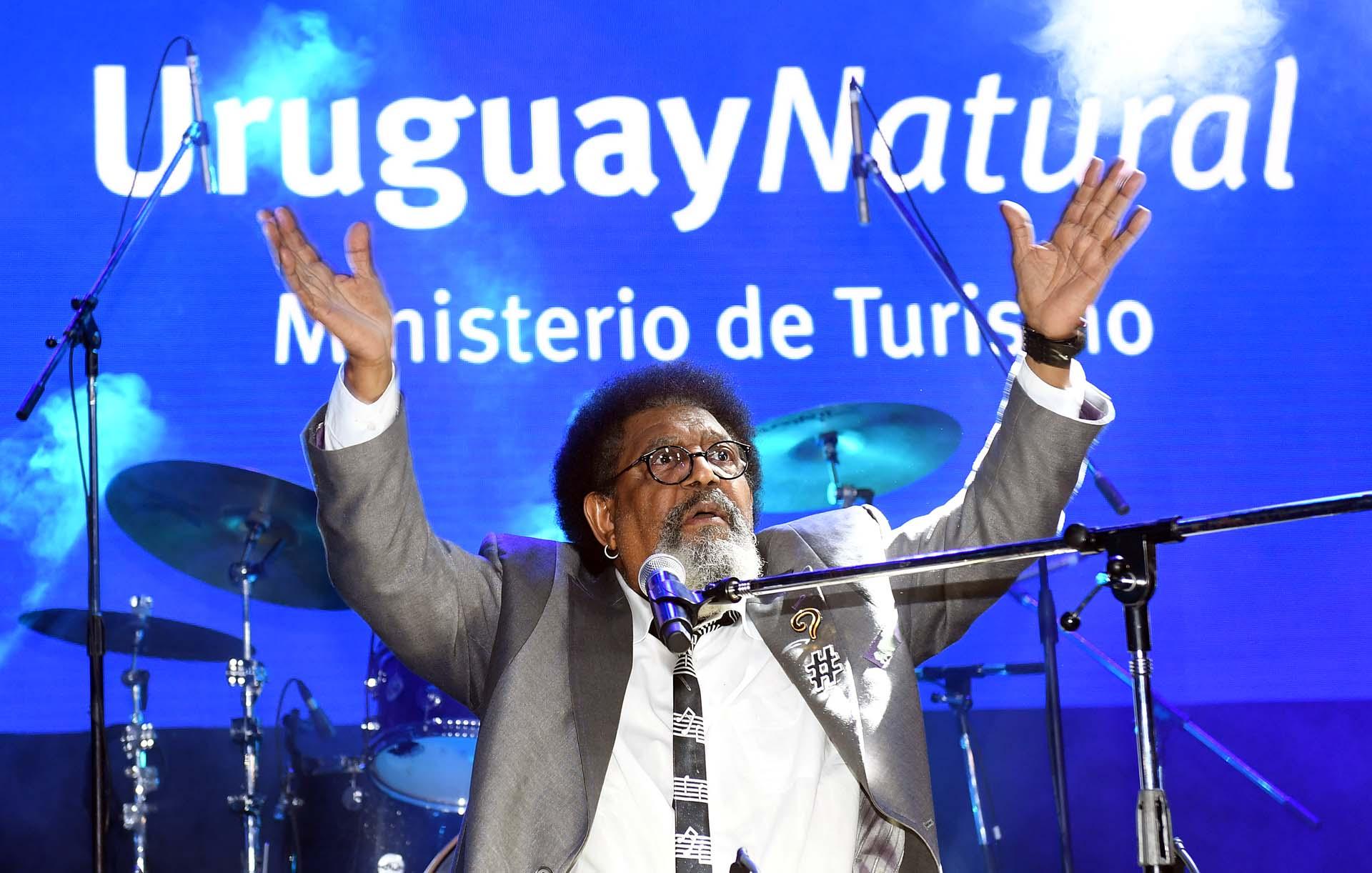 Ruben Rada, uno de los íconos de la cultura uruguaya, representó el candombe y la fusión de otros ritmos como el jazz y el rock