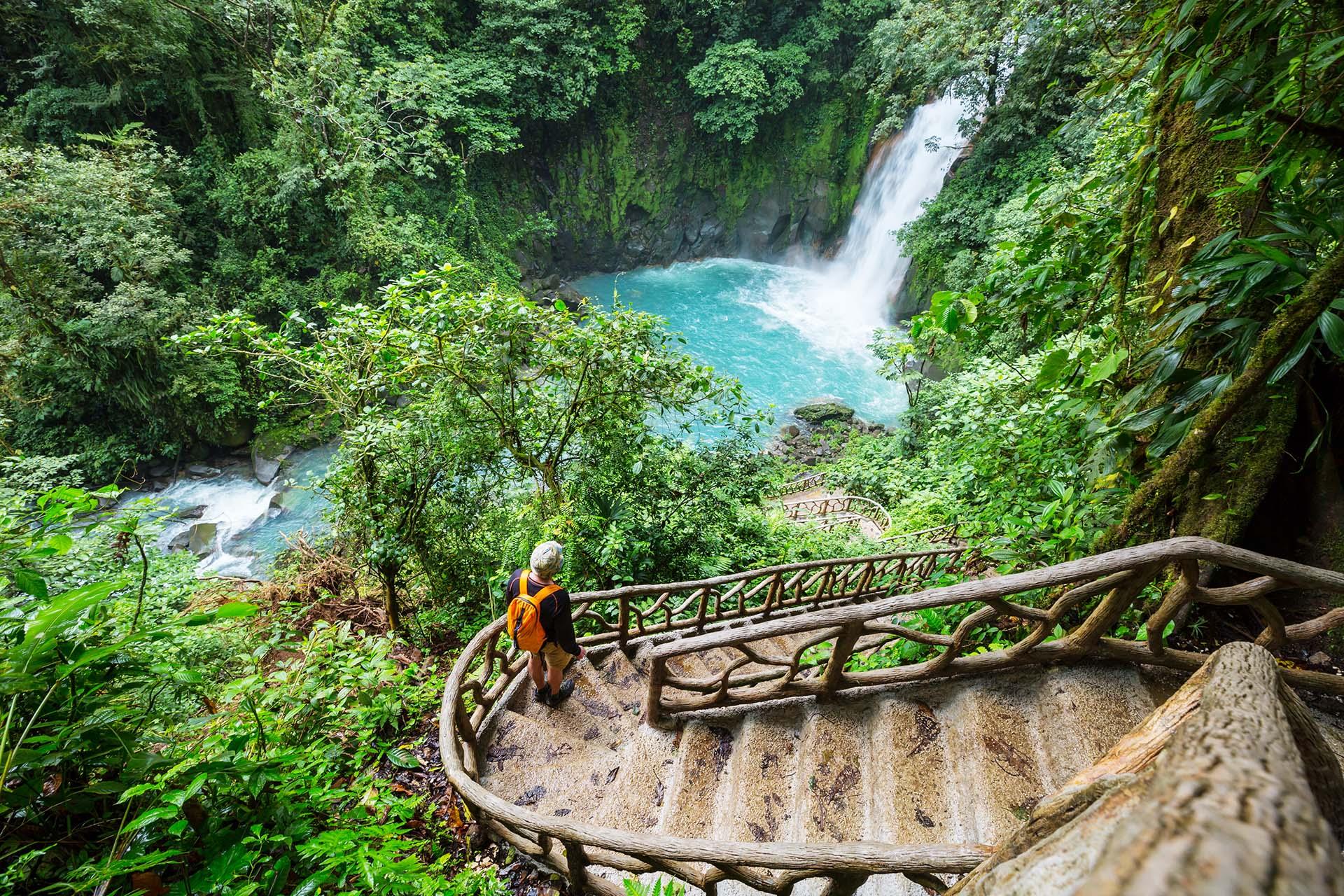 Acogedora, tranquila y progresiva, Costa Rica es uno de los destinos de turismo ecológico más importantes del mundo // Fotos: Shutterstock