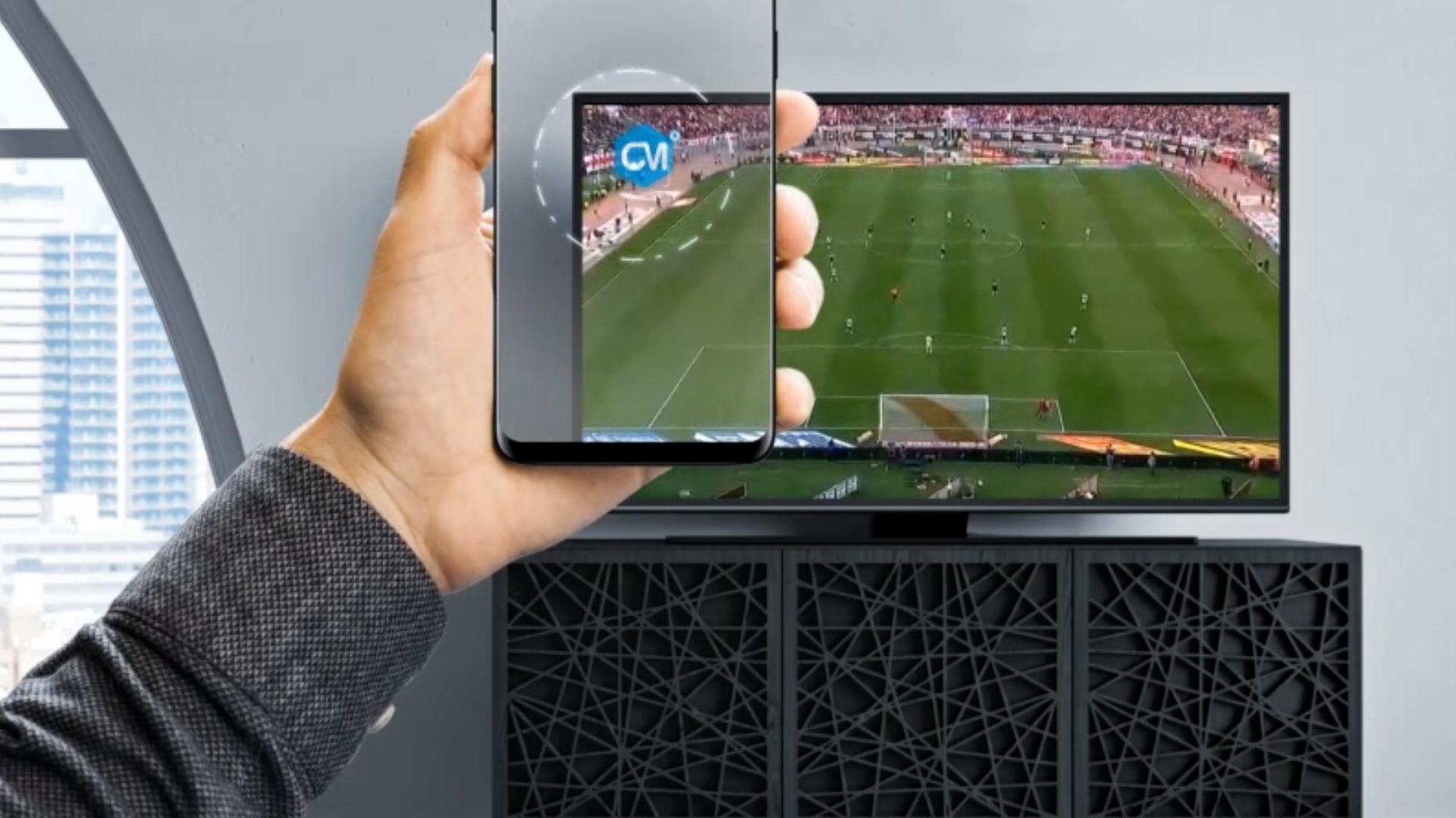 Dos pantallas, todos los deportes y una tecnología innovadora ...