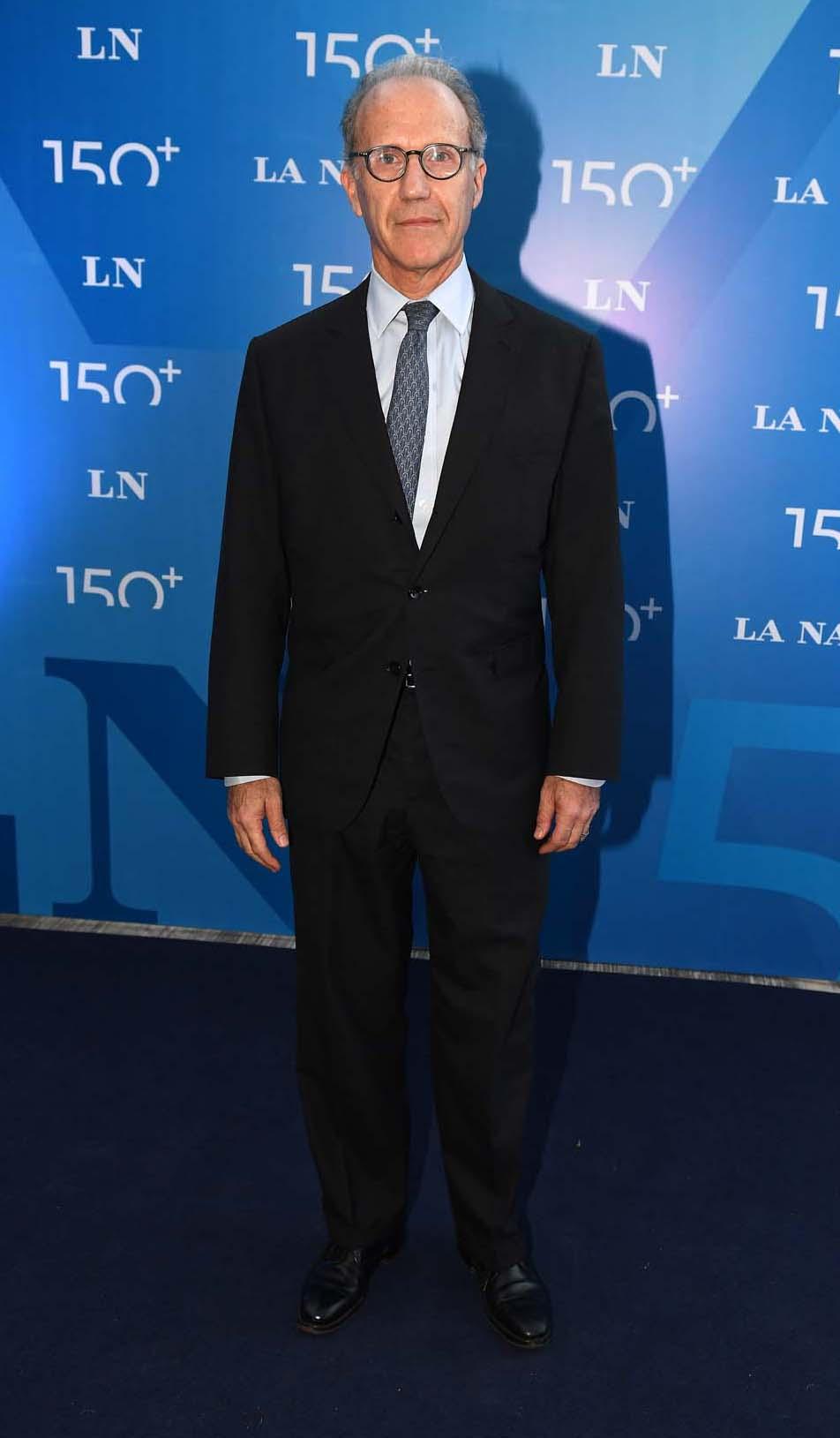 Carlos Rosenkrantz, presidente de la Corte Suprema de Justicia de la Nación