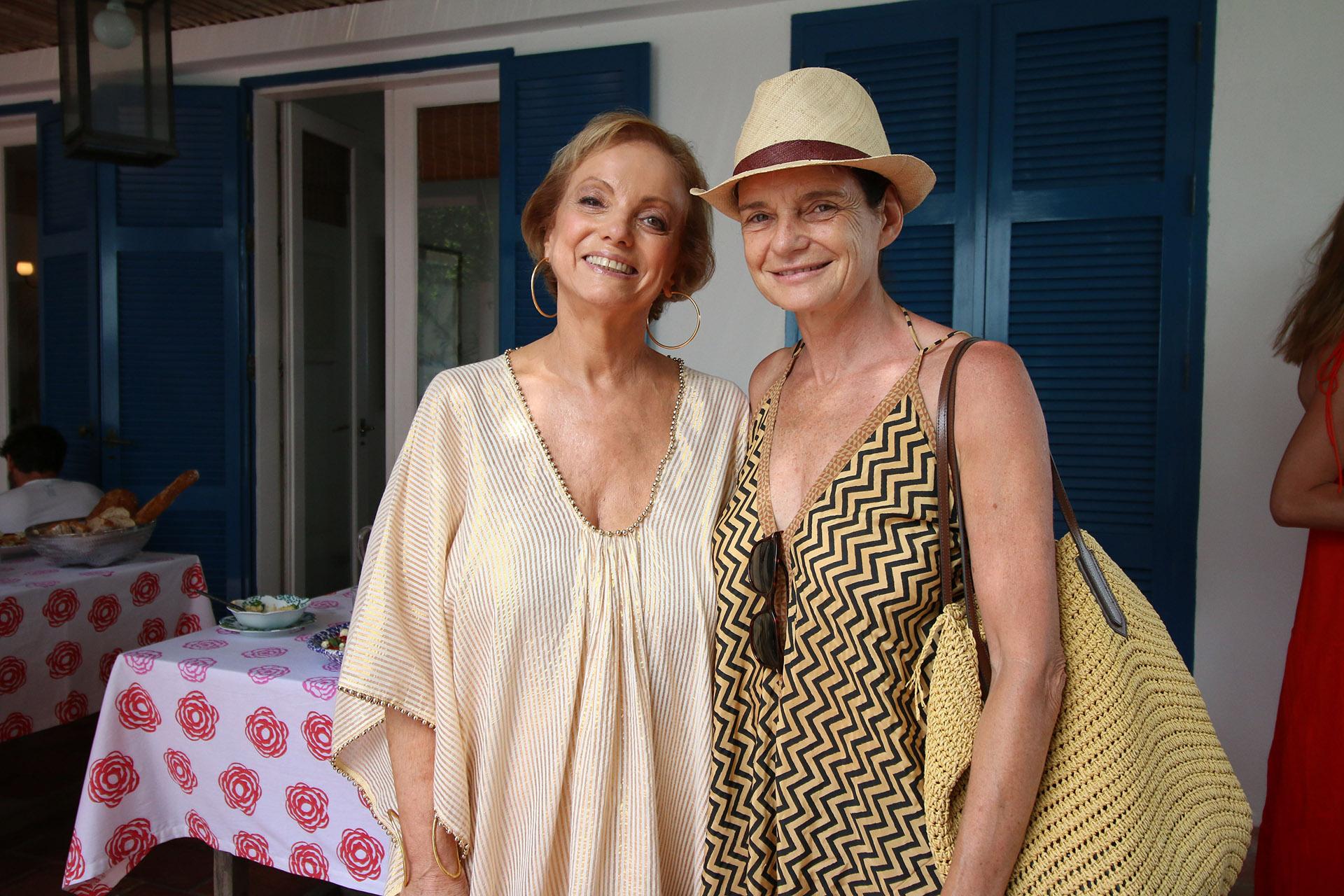 Roberta Freymann e Isabel Firmin Didot