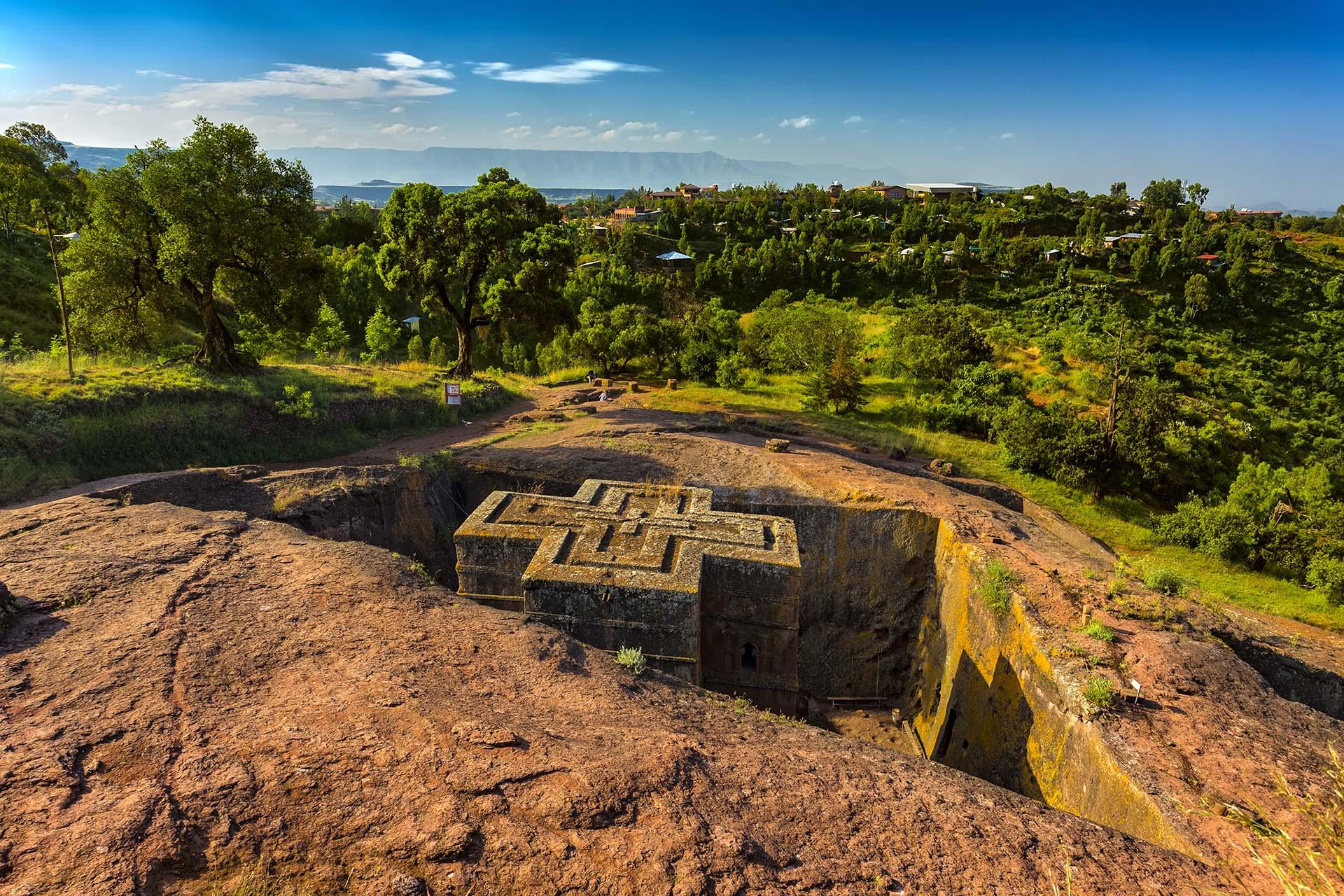 Etiopía está en al borde de un gran avance turístico. Según el WTTC, la economía turística de Etiopía se disparó un 48,6% en 2018