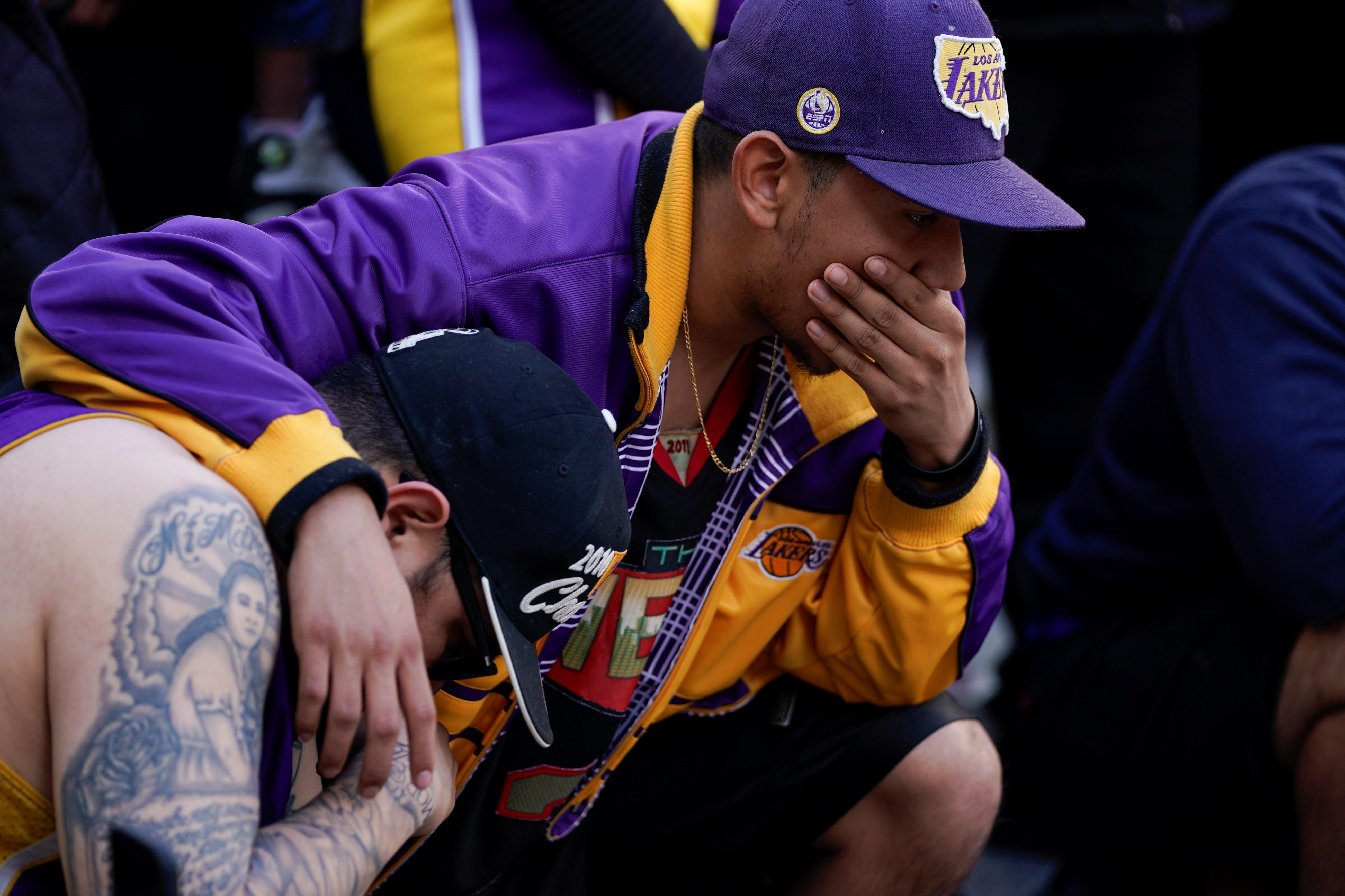 Este domingo Murió Kobe Bryant, uno de los mejores jugadores de la historia del baloncesto