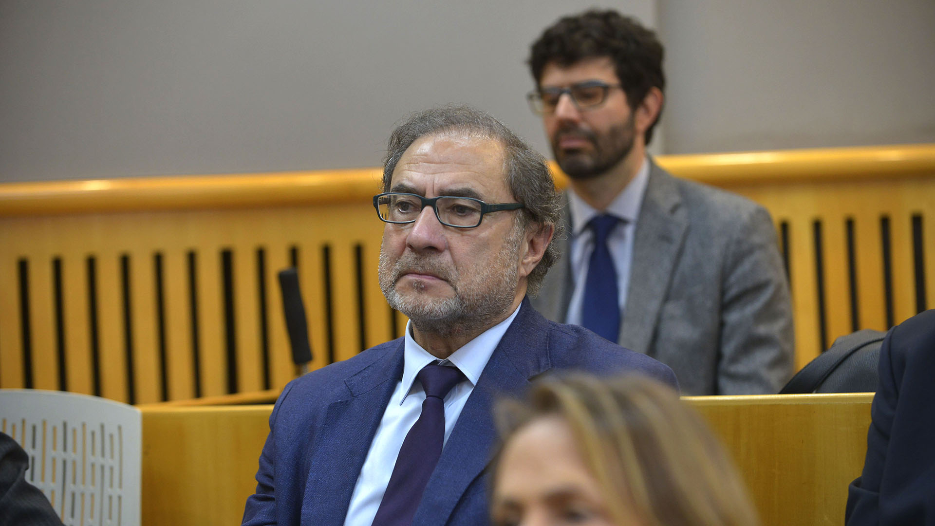 Jorge Arguello, ex embajador argentino en EEUU