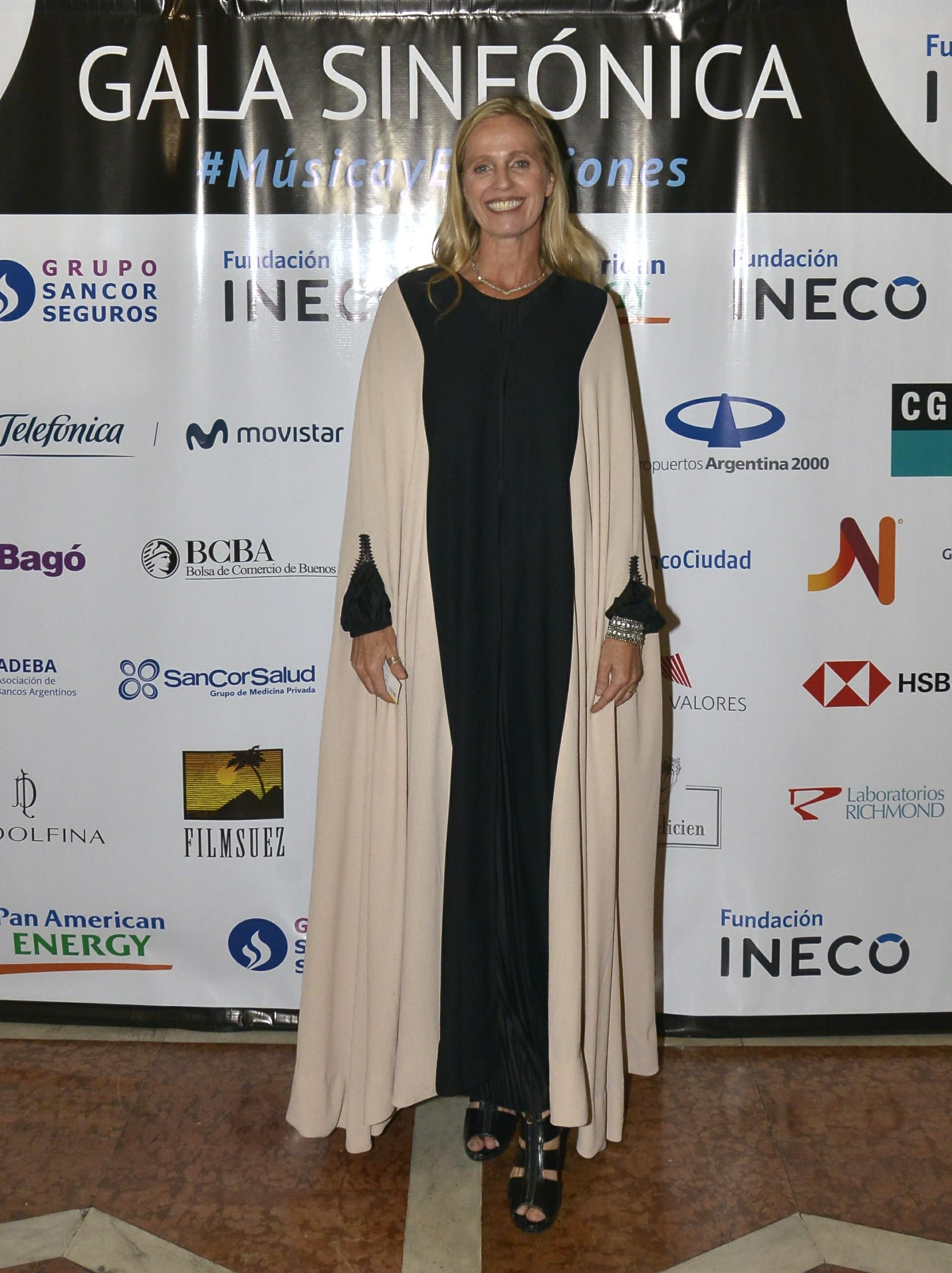 Resultado de imagen para Primera Gala Sinfónica a beneficio de Fundación INECO