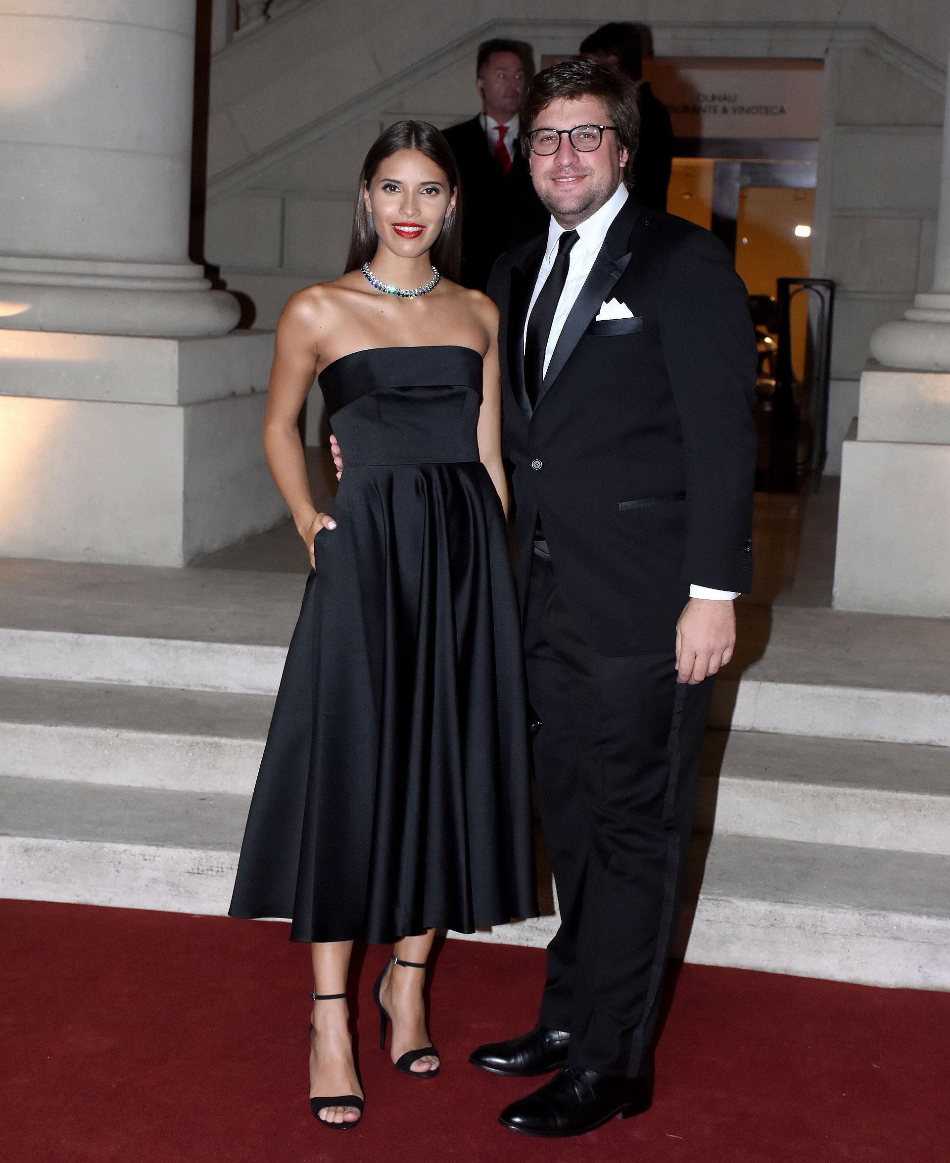 Taína Laurino Ferreira y Georgie Neuss