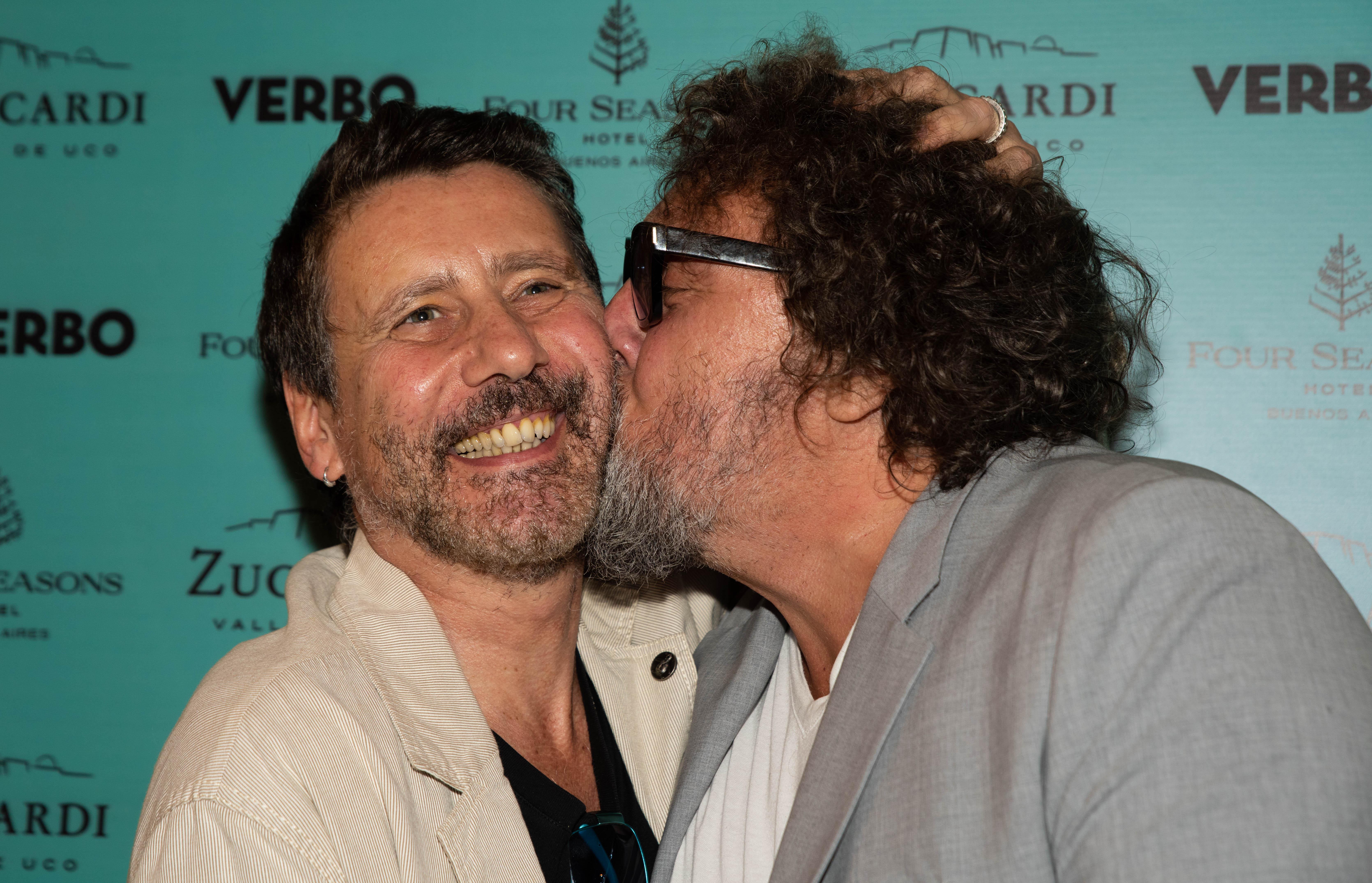 Carlos Baccetti y Ramiro Agulla