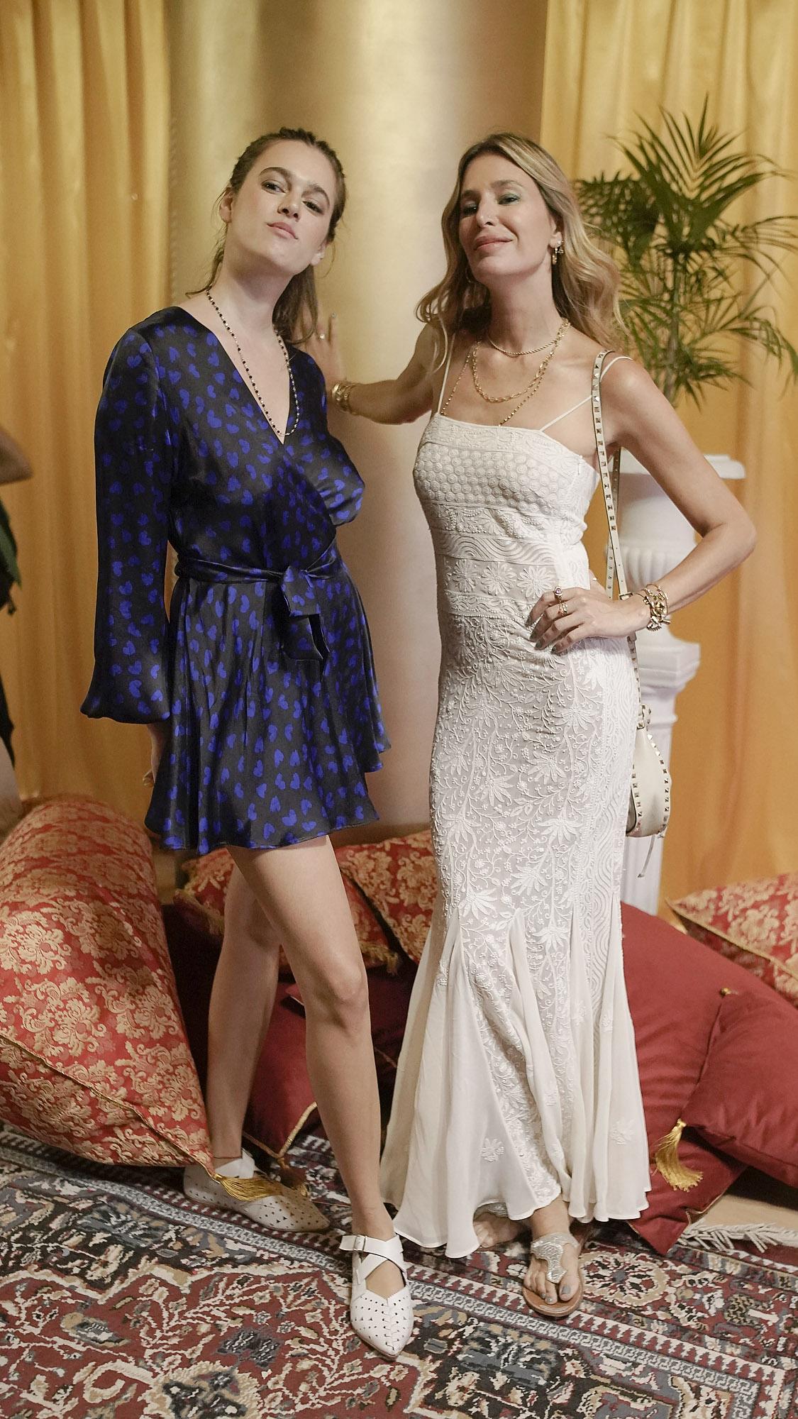 Bernardita y Dolores Barreiro