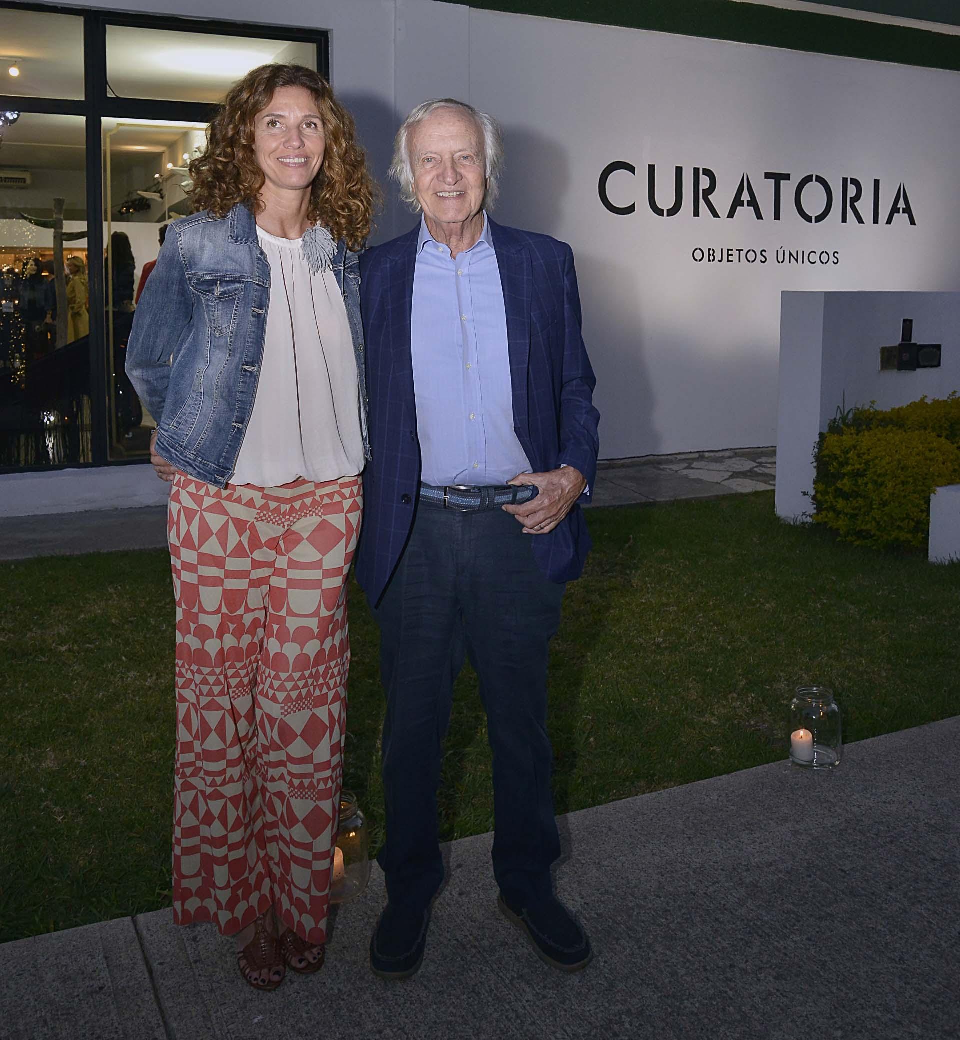 Anabella y Fernando Marín