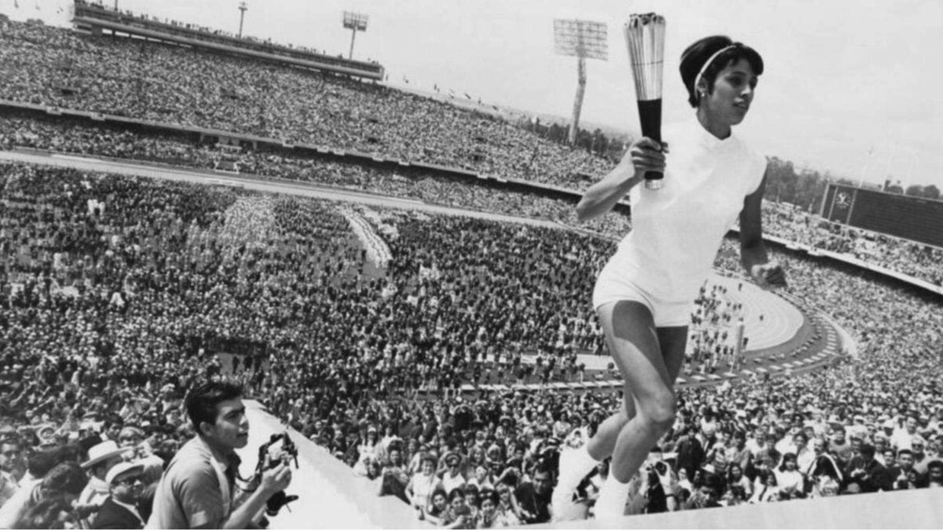 Murió Enriqueta Basilio, la mexicana que se convirtió en la primera mujer en encender un pebetero olímpico - Infobae