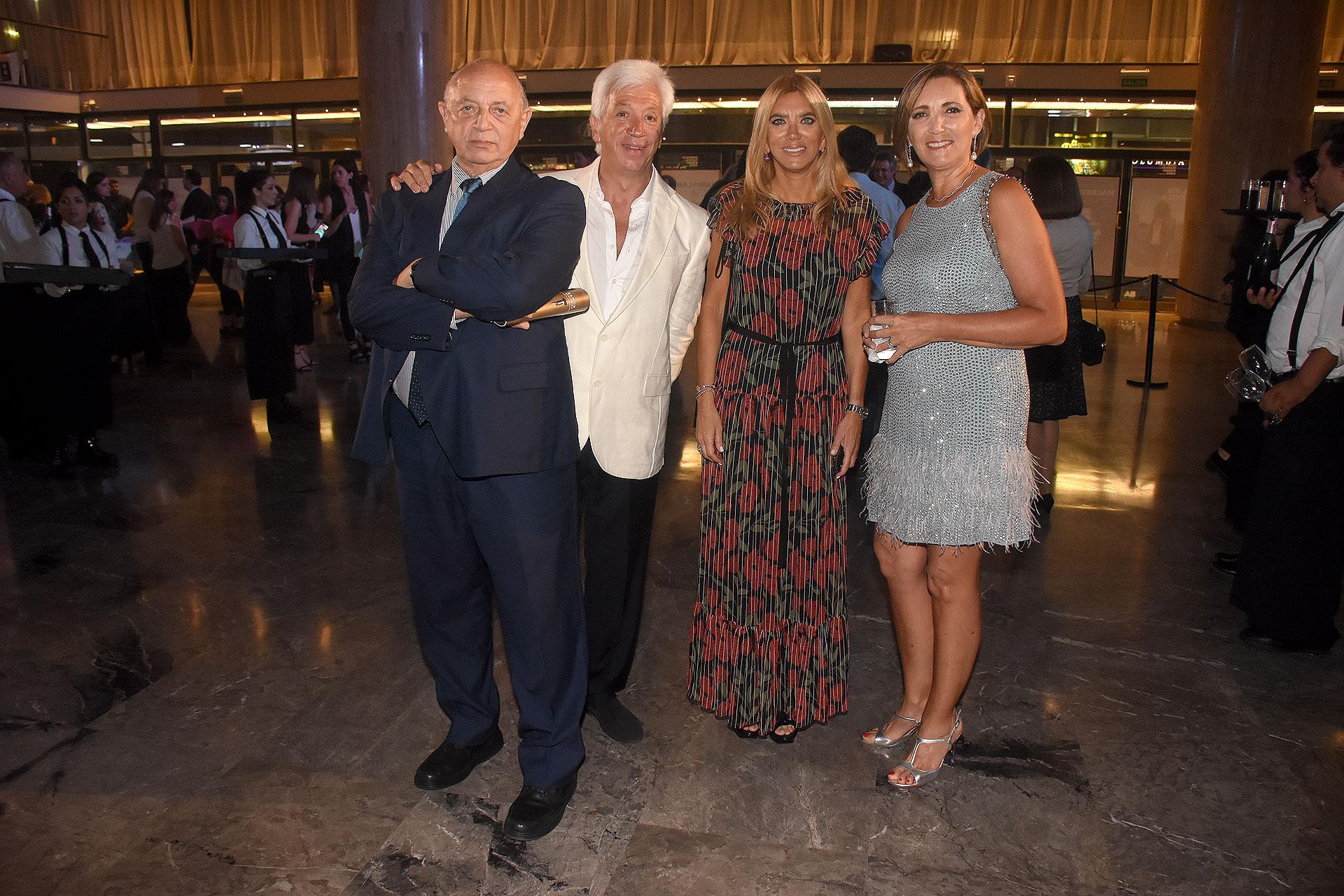 Mauricio Wainrot, Ignacio Miguens, Bettina Bulgheroni y Dora Sánchez