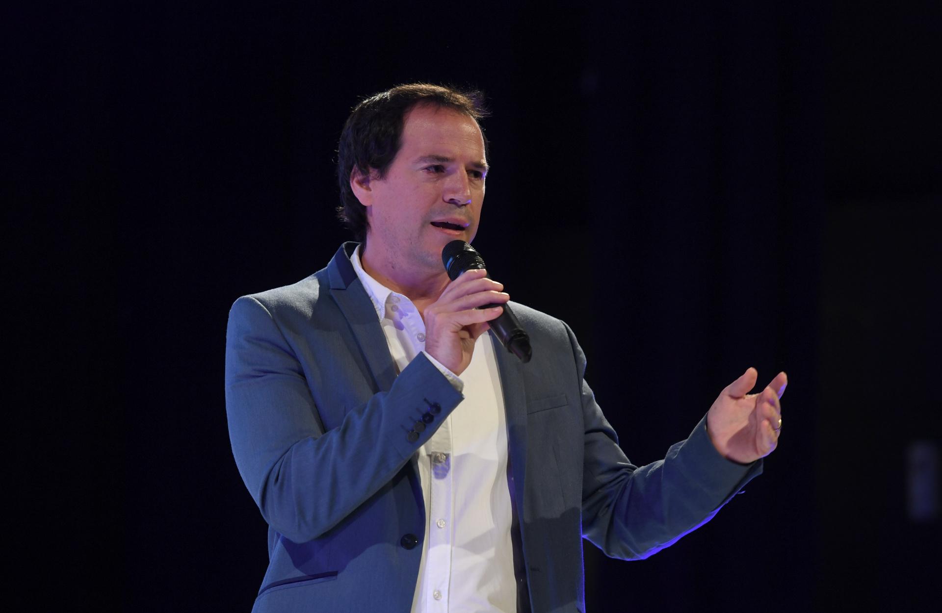 Santiago Arieu, subgerente de Desarrollo Comercial y Brand Studio de Clarín