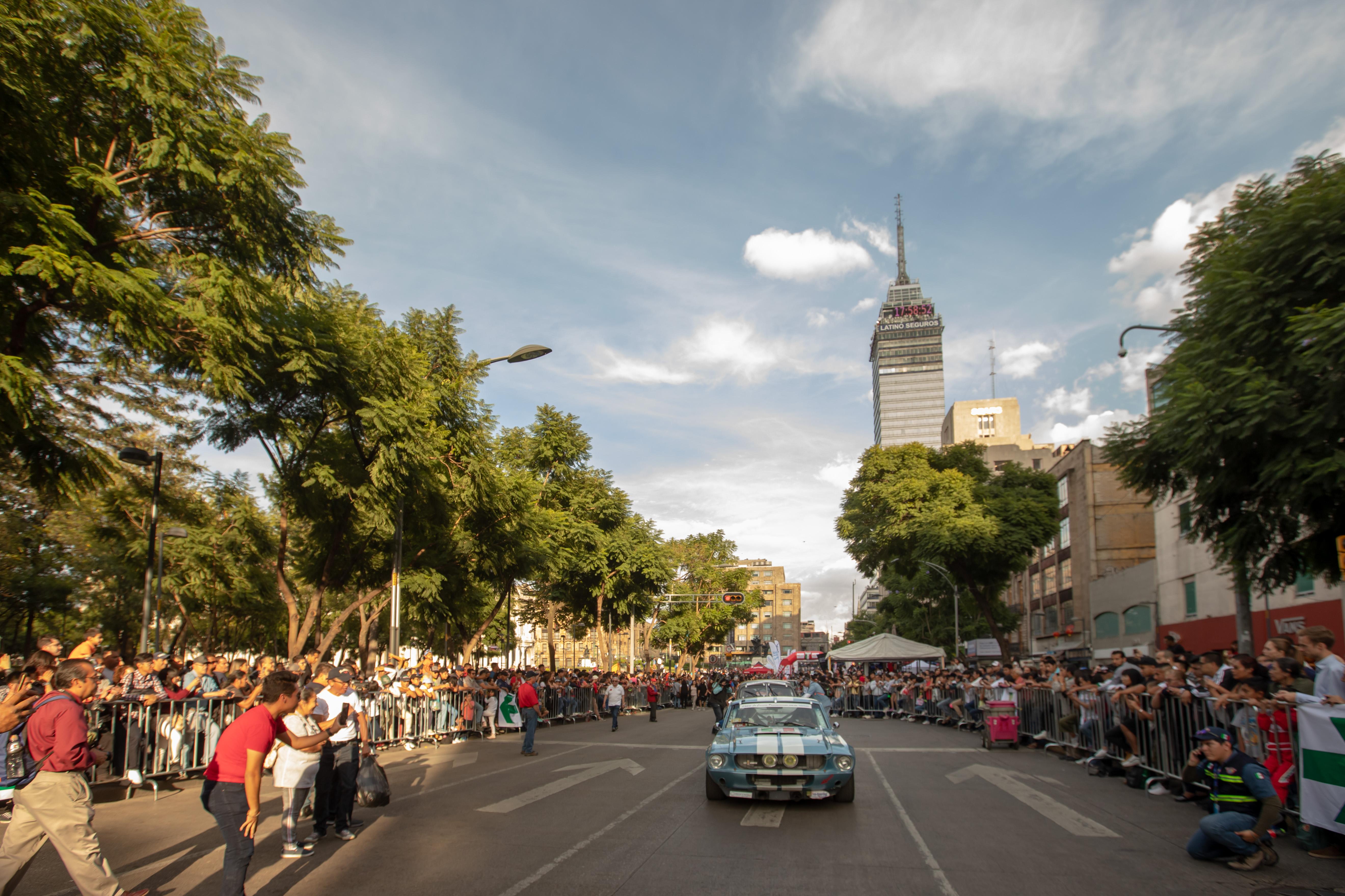 (Foto: Cortesía La Carrera Panamericana)