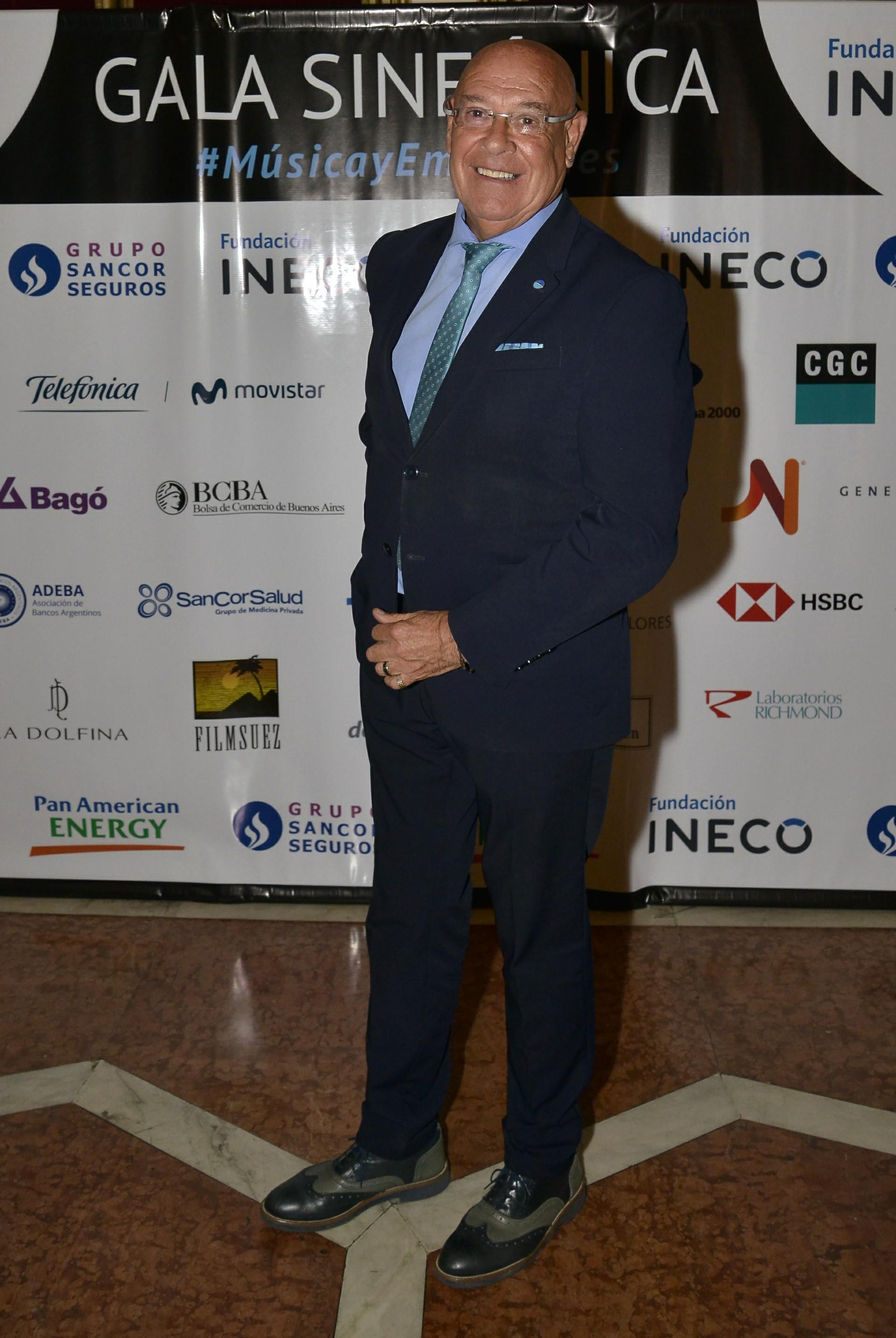 Juan Carlos Álvarez, gerente de la Fundación del Banco Ciudad