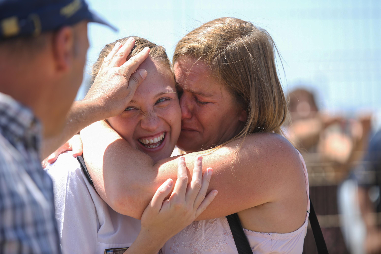 Por sus cubiertas han pasado y se han formado alrededor de 11 000 marinos de la Armada Argentina