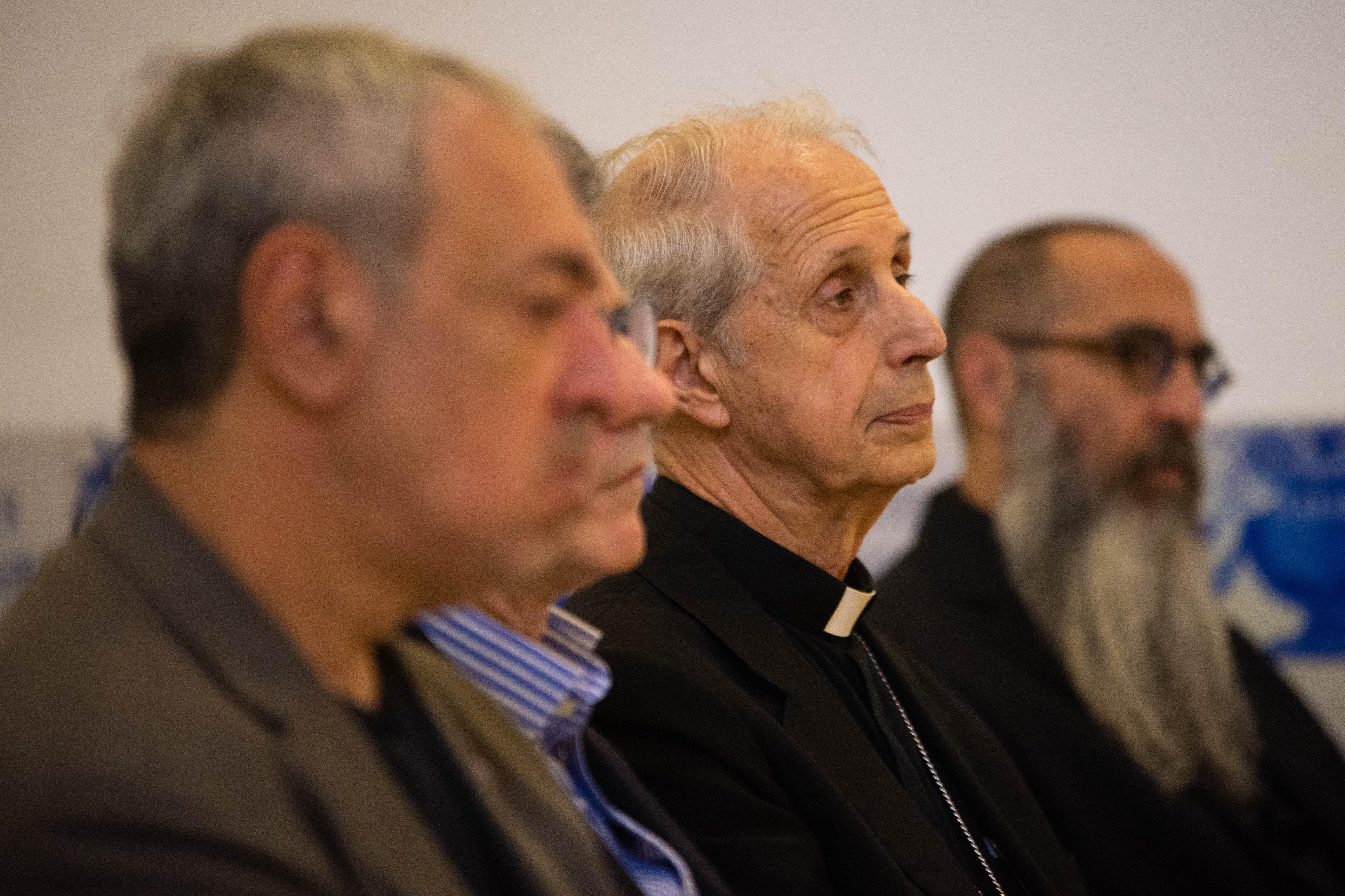 Cuatro referentes de distintos credos elogiaron, desde diferentes puntos de vista, la labor pastoral de Jorge Bergoglio.