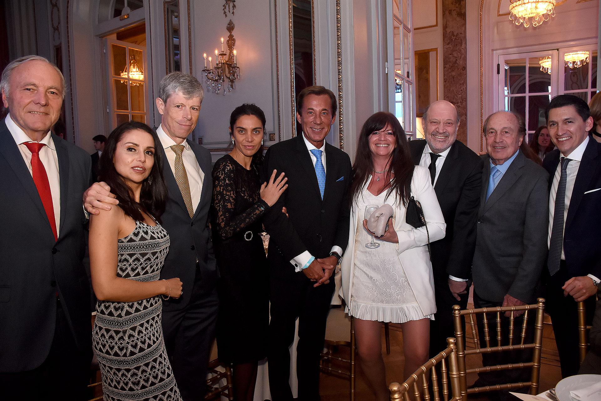 Los invitados en la cena anual solidaria de la Fundación Cartoneros y sus Chicos /// Fotos: Nicolás Stulberg