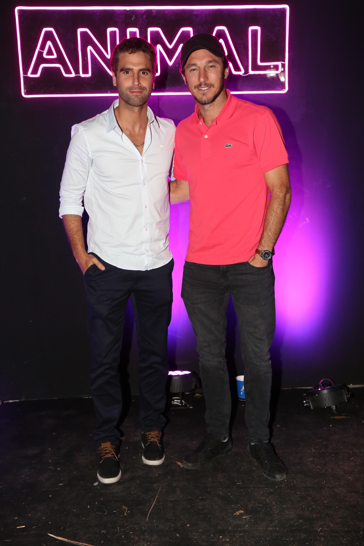 Nicolás Furtado y Juan