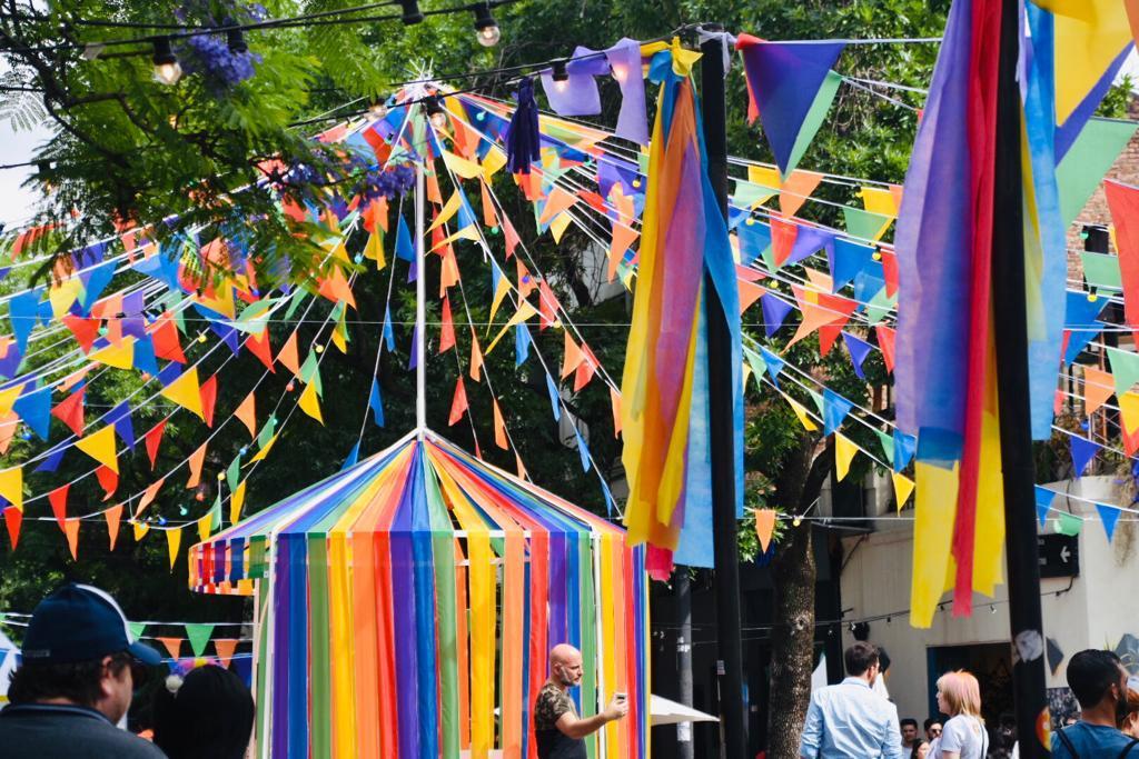 51 fotos de la Semana del Orgullo BA, el festival de la diversidad - Infobae