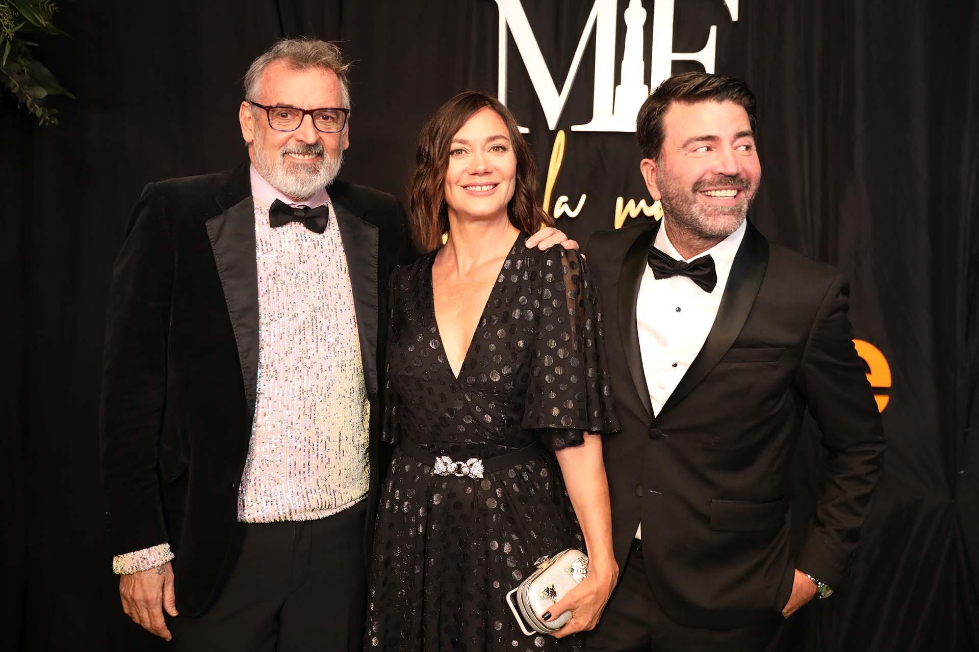 Tres diseñadores argentinos de lujo: Benito Fernández, Natalia Antolín y Javier Saiach