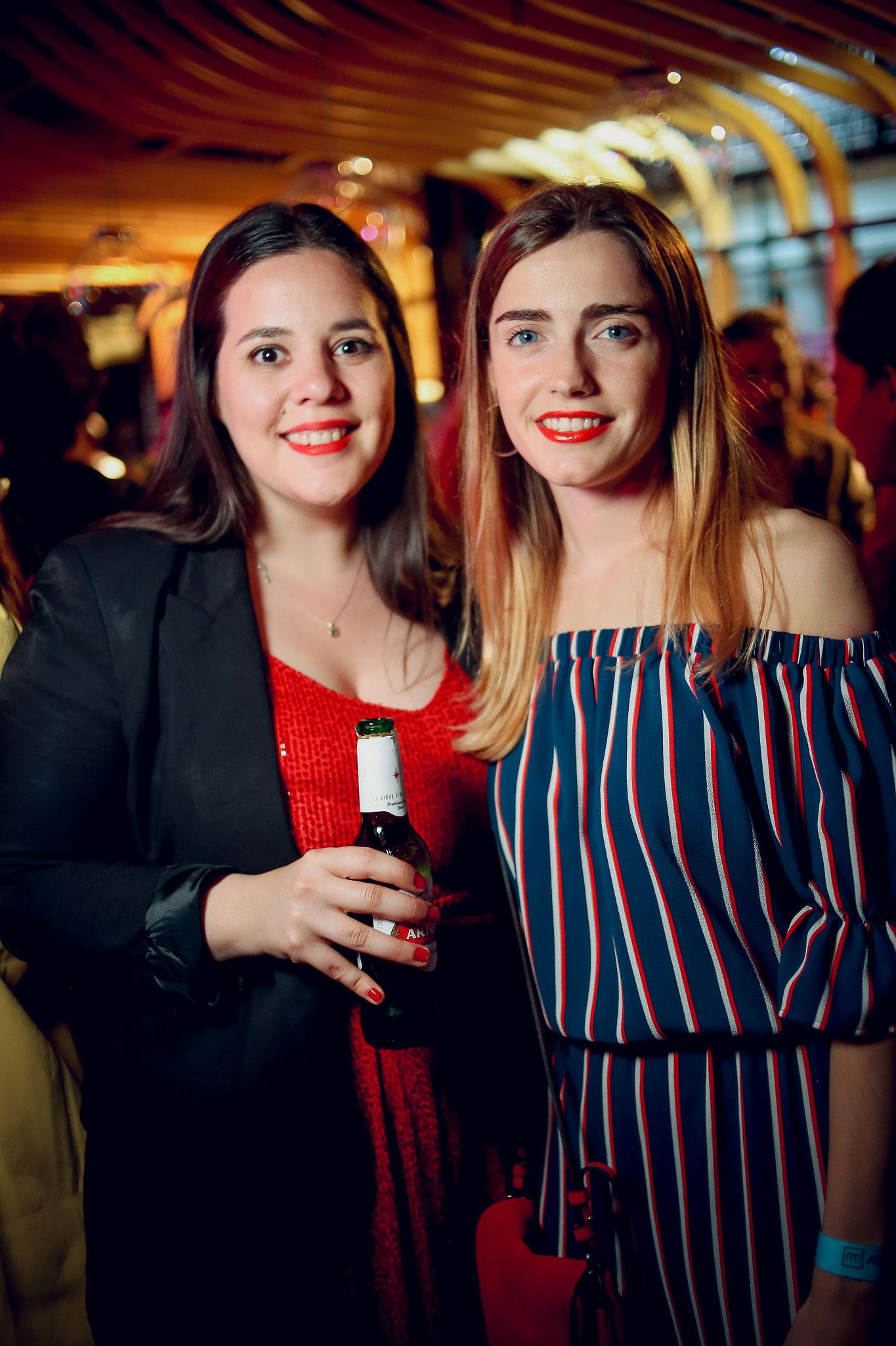 Eliana Zanini y Florencia Castiglione