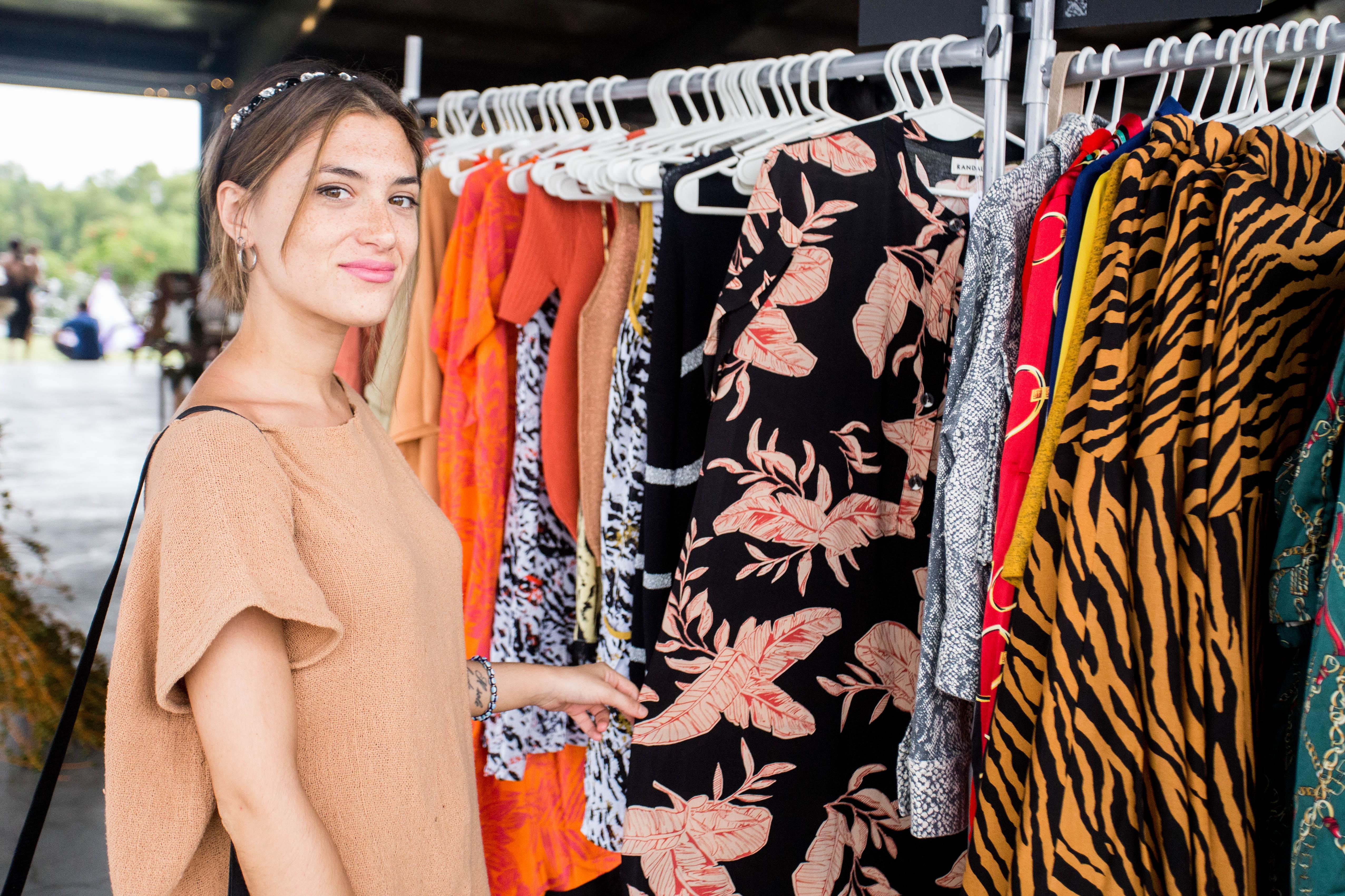 El festival, juntó a más de 70 emprendedores que reúnen lo mejor de la moda, los accesorios, la decoración, y el arte