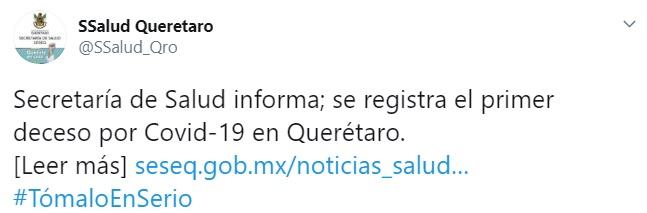 (Foto: Secretaría de Salud de Querétaro)