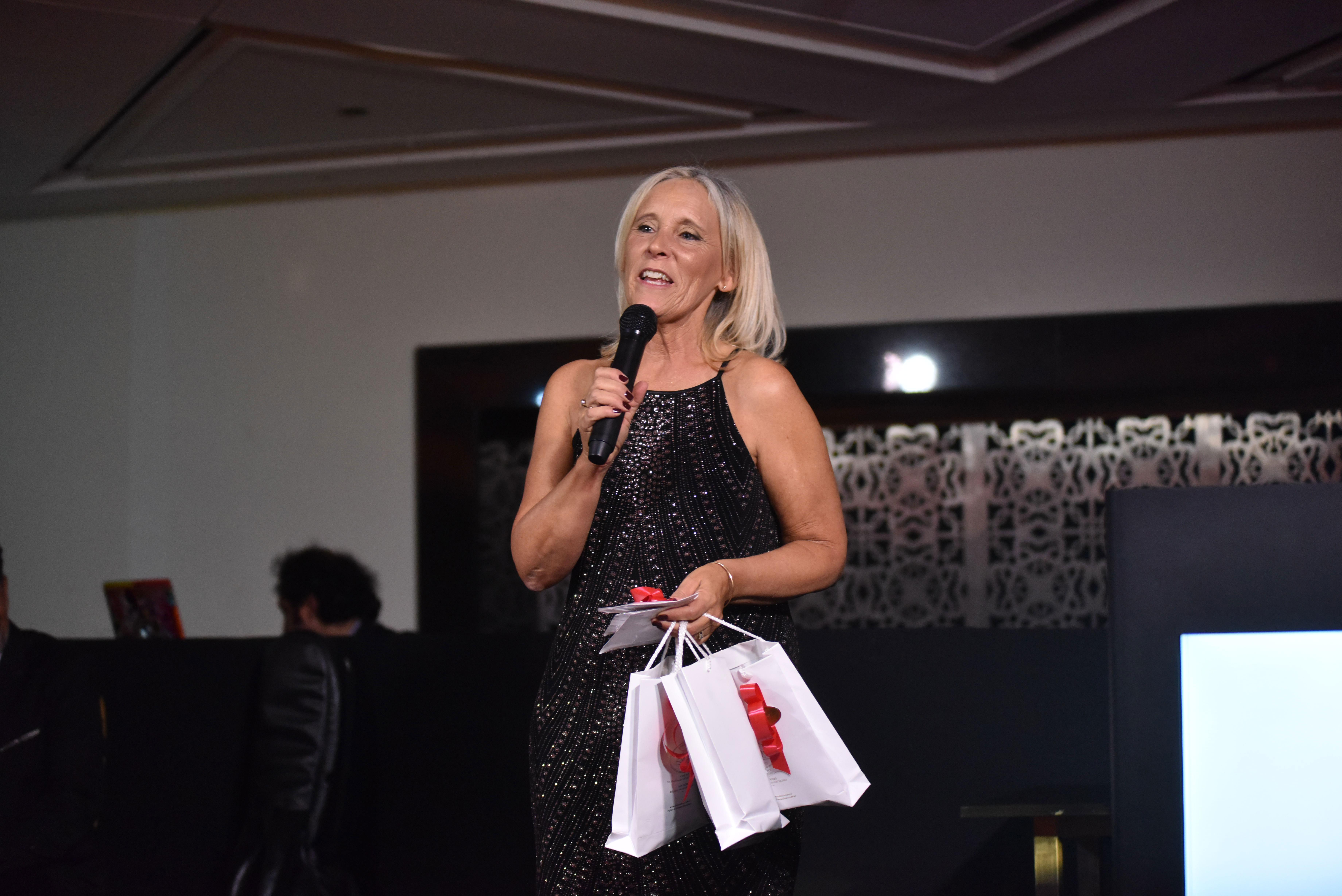 María Arabetti, presidente de DISFAM Argentina