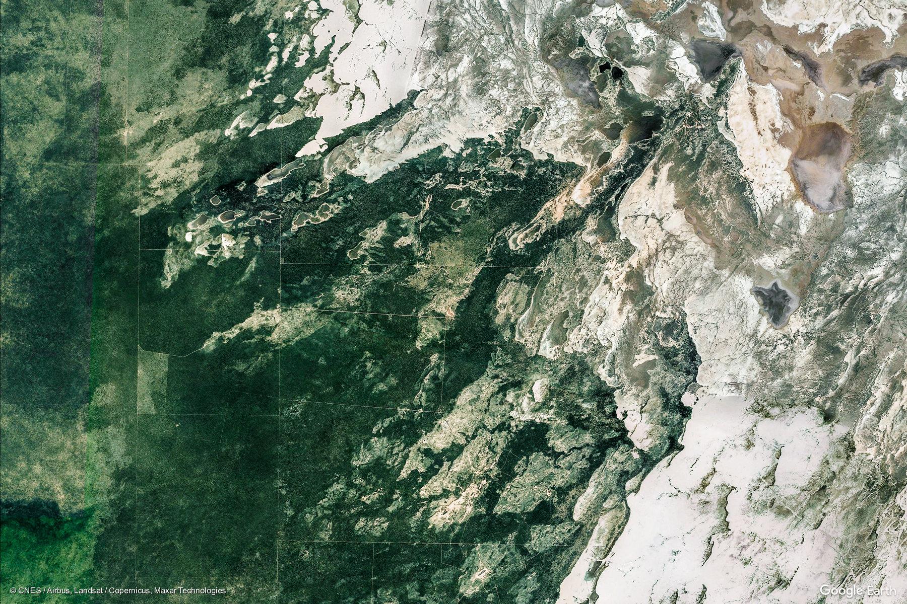 CHAMICAL - Ubicado en La Rioja, es un departamento de los denominados