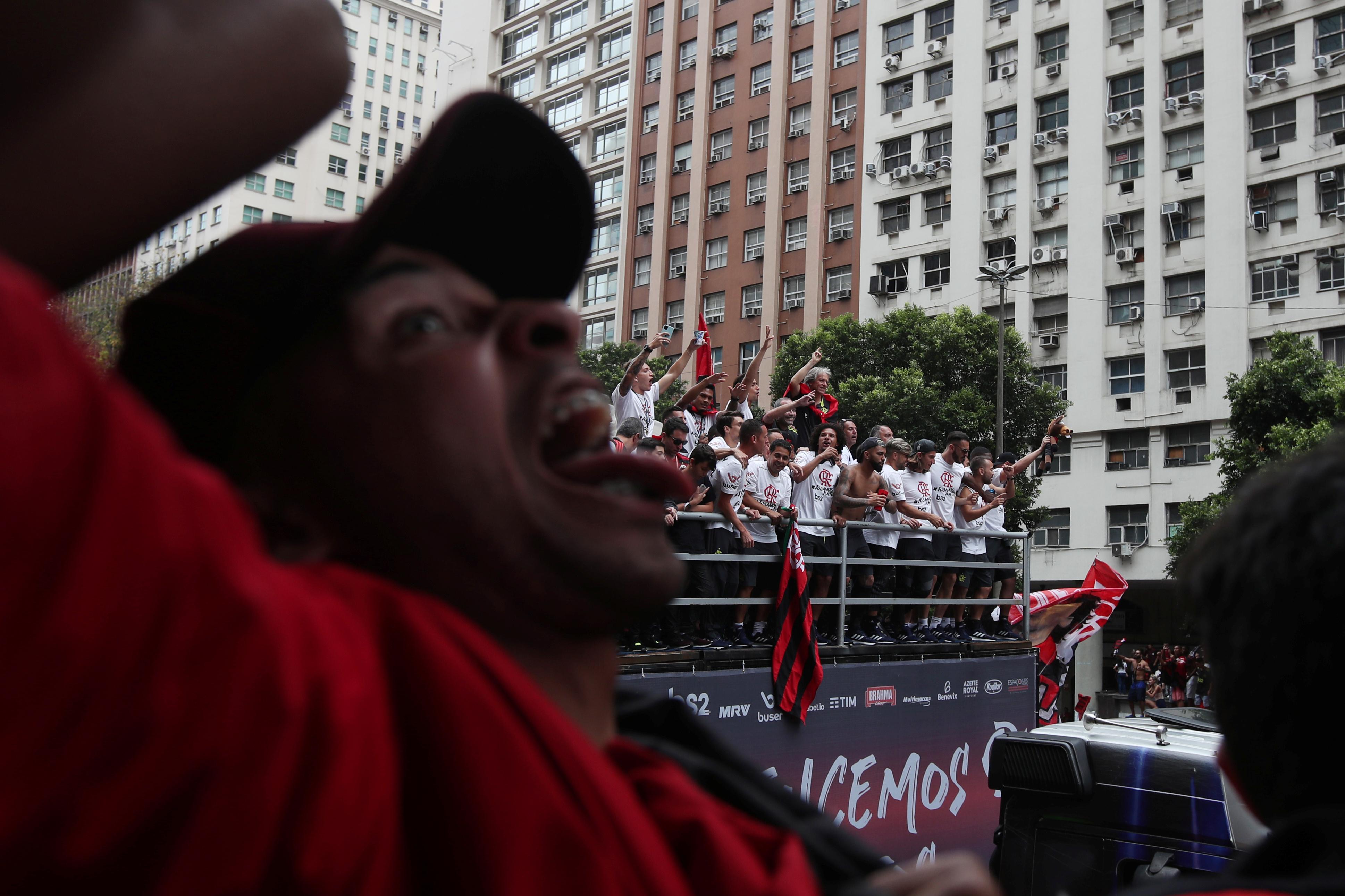 La locura en Río de Janeiro