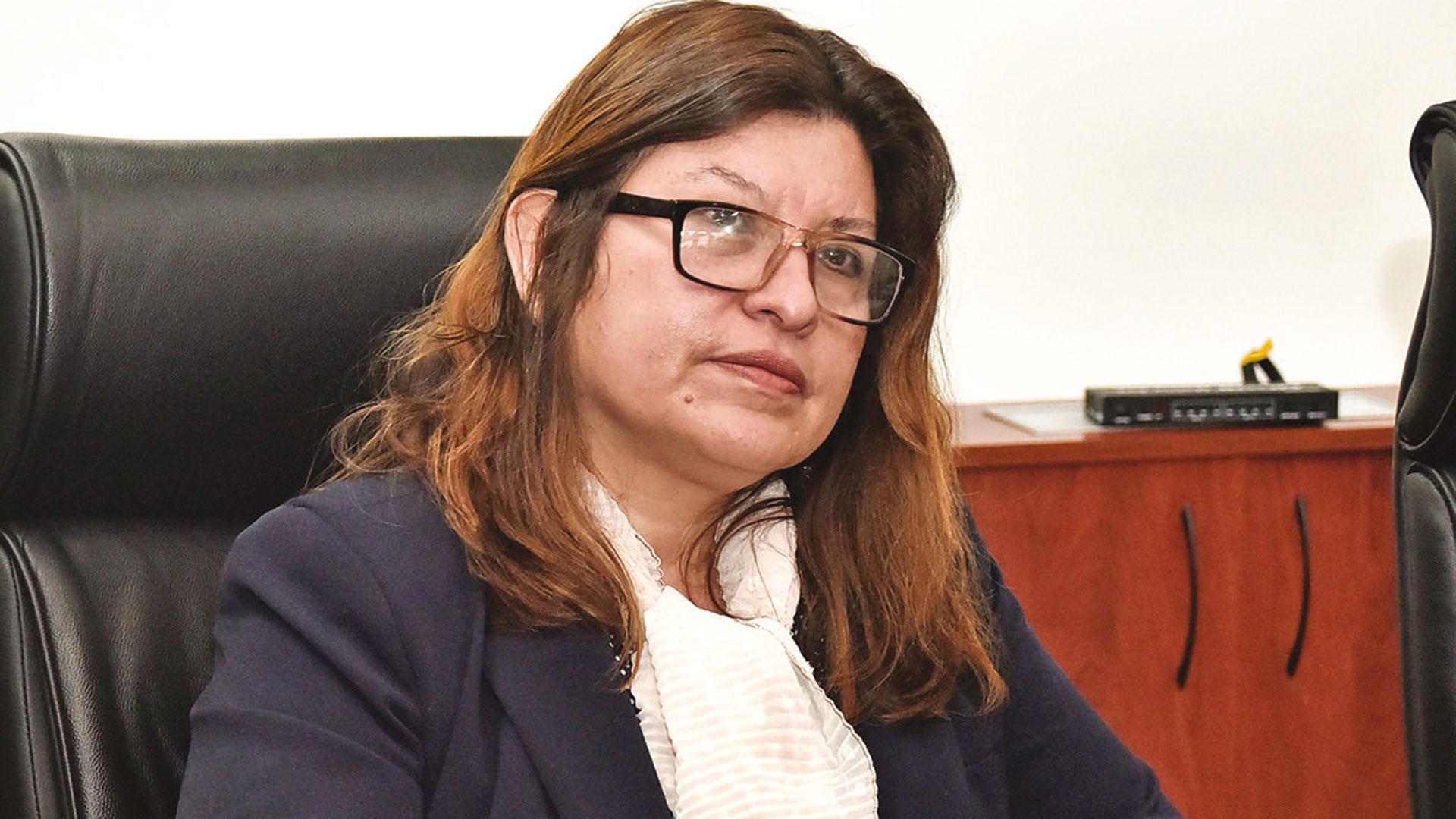 Dunia Sandoval renunció al máximo tribunal electoral de Bolivia