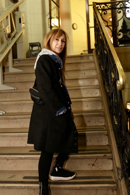 Gladys Florimonte (Foto: Teleshow/Chule Valerga)