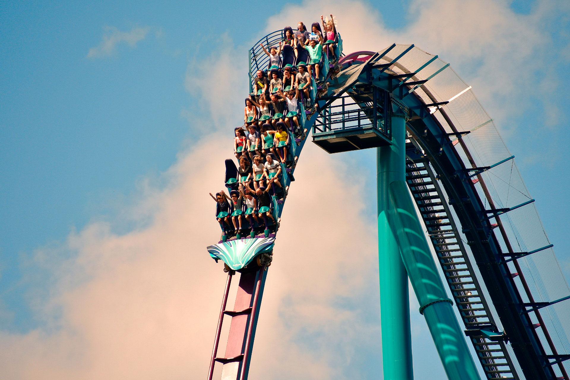 Disney World es uno de los sitios turísticos más populares en los Estados Unidos con más de 17 millones de visitantes al año