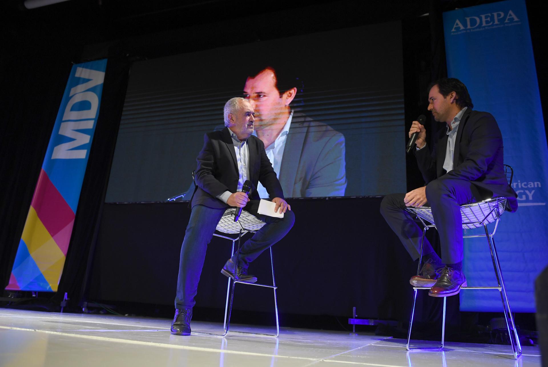 Carlos Acosta, editor de Reporte Publicidad, dialogó con Ezequiel Jones, director de Medios de Unilever para Latinoamérica sobre los nuevos paradigmas en el mundo de la publicidad