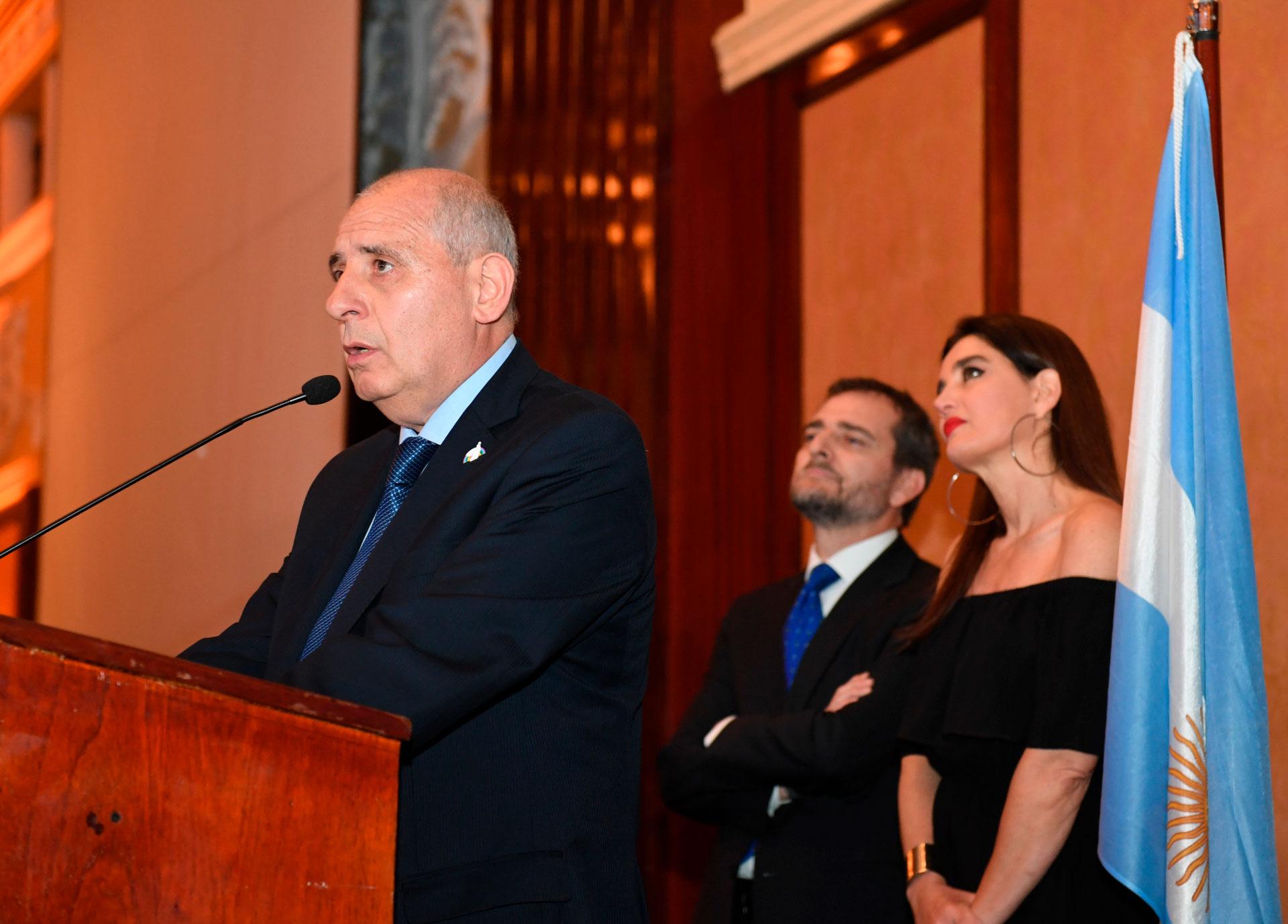 Marco Gallo, director de la Comunidad Sant'Egidio