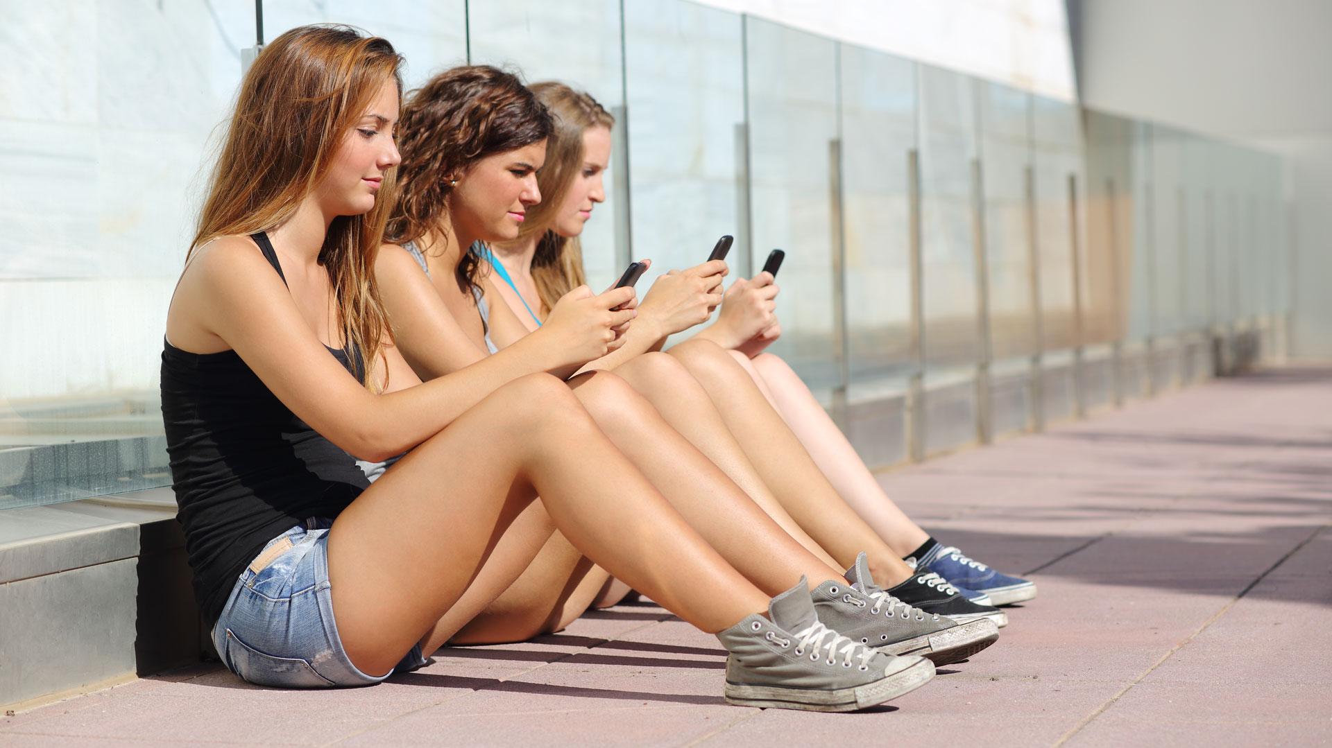 Cambio De Clase Porno Hot adolescentes en las redes sociales: sexo, violencia y