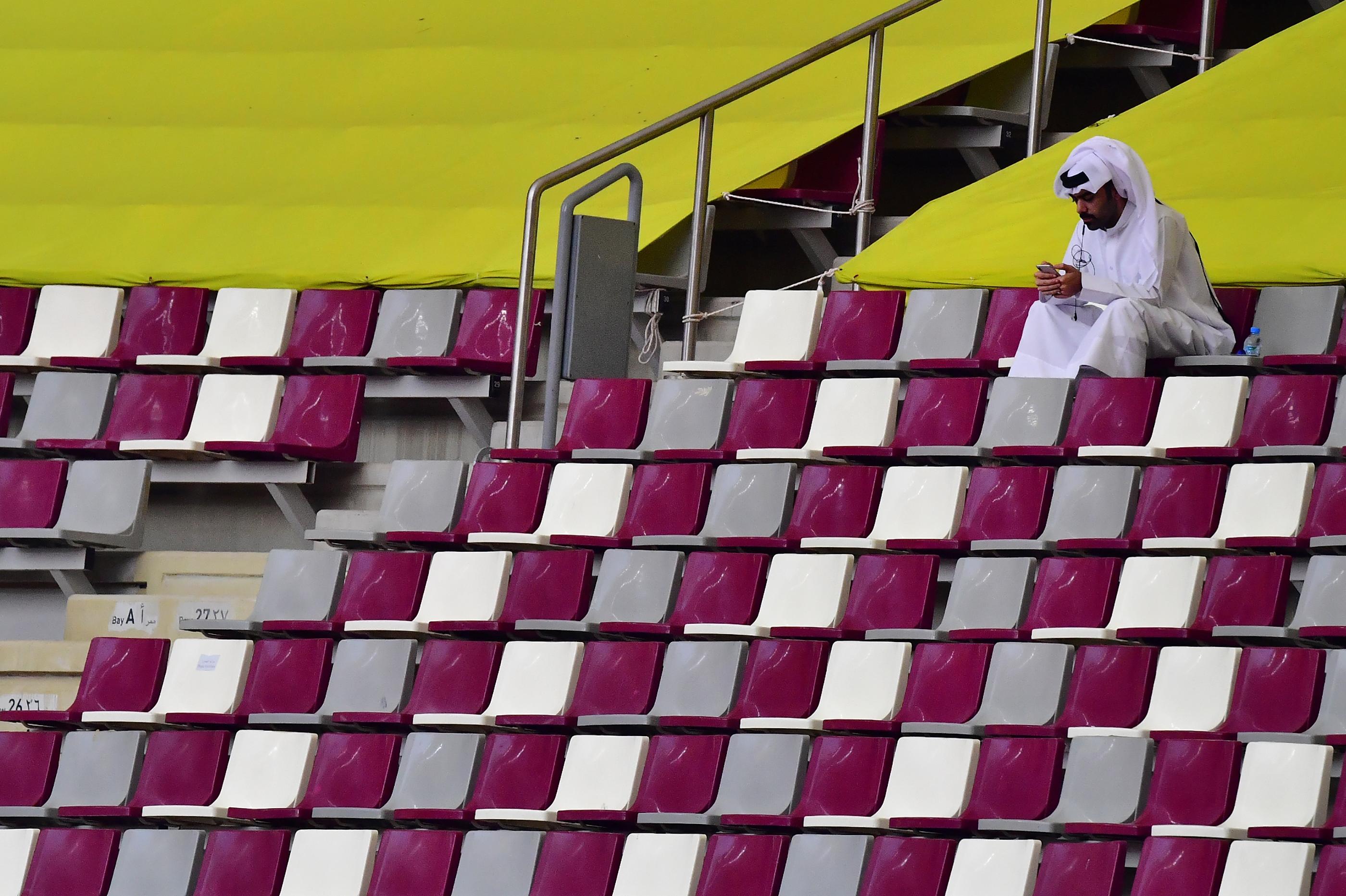 En la jornada de apertura, hubo apenas 20 mil espectadores, la mitad de la capacidad, y desde entonces la cifra no ha superado el 10%