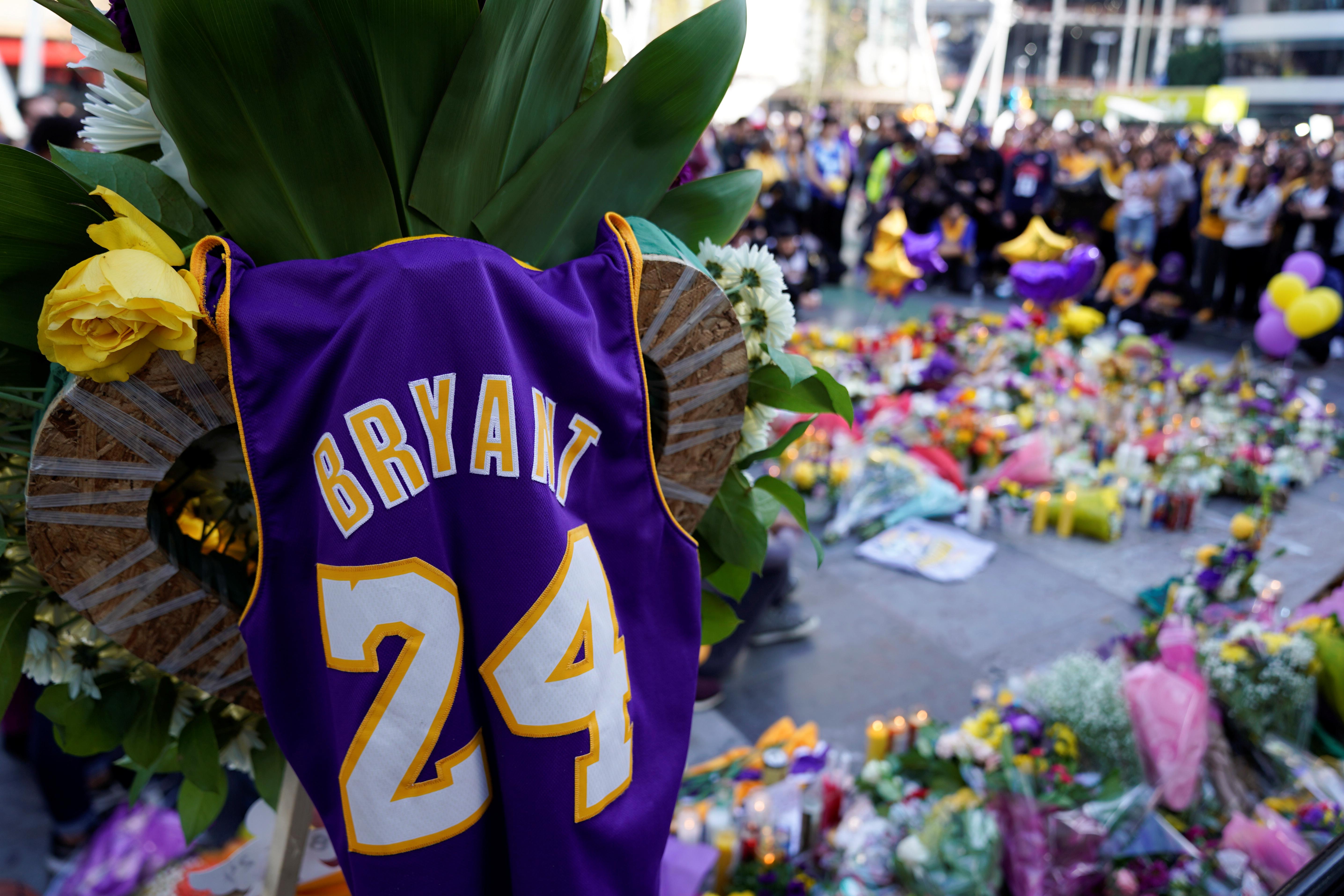 La estrella de la NBA se había retirado en 2016, luego de haber jugado 20 temporadas en Los Ángeles Lakers