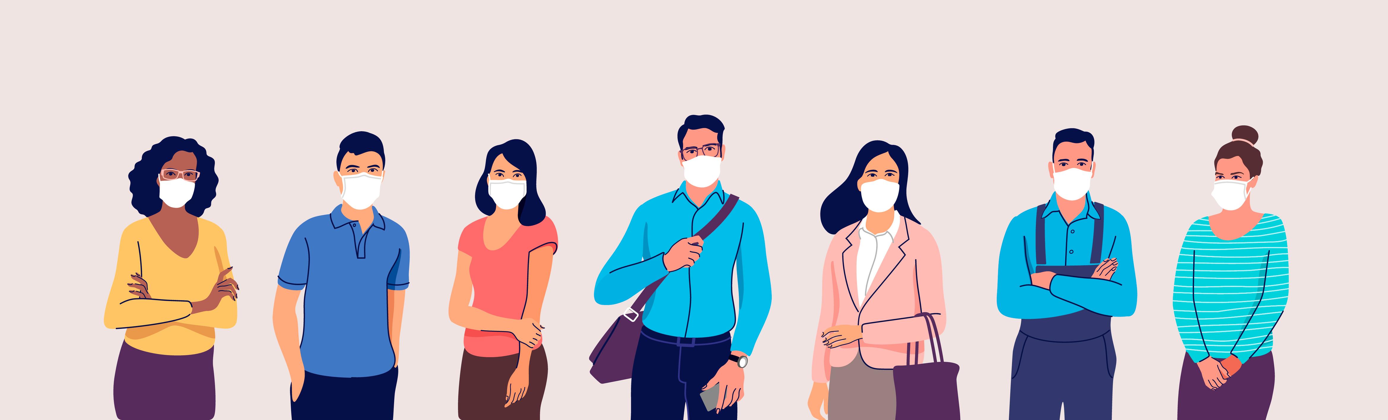 La separación de los seres queridos, la pérdida de libertad, la incertidumbre sobre el estado de la pandemia y el creciente y a veces desesperante aburrimiento se suman a factores como las considerables pérdidas económicas de gran parte de la población (Shutterstock)