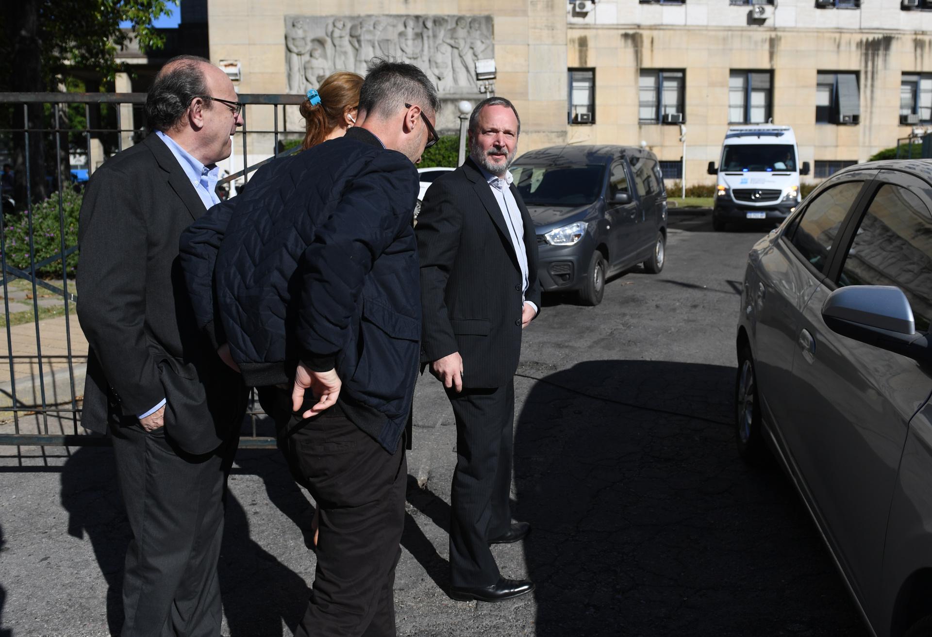 Martín Sabbatella, ex titular de la AFSCA y candidato para asumir en ACUMAR durante el nuevo gobierno