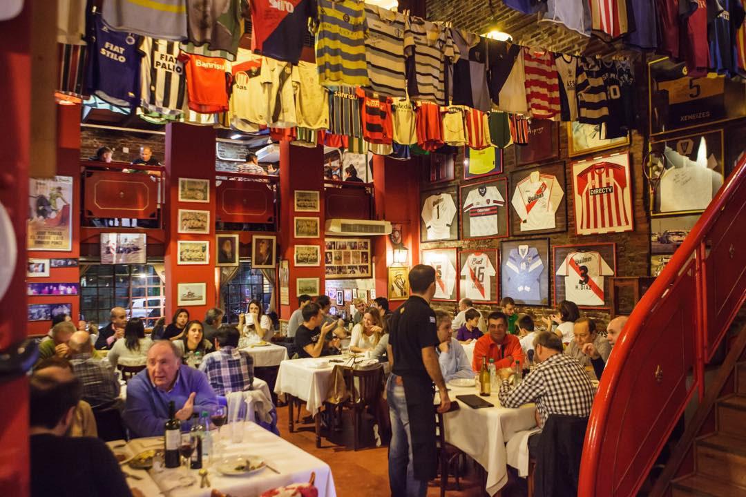 Los 10 mejores restaurantes porteños, según los chefs más prestigiosos de  la Argentina - Infobae