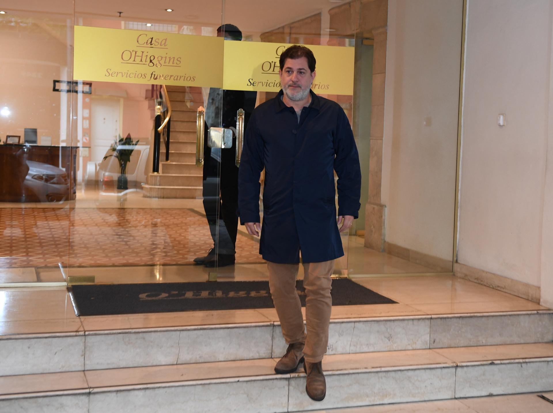 El empresario Lautaro Mauro