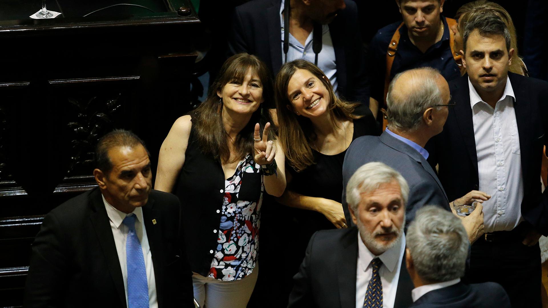 Fernanda Raverta, diputada nacional y ex candidata a intendente de Mar del Plata